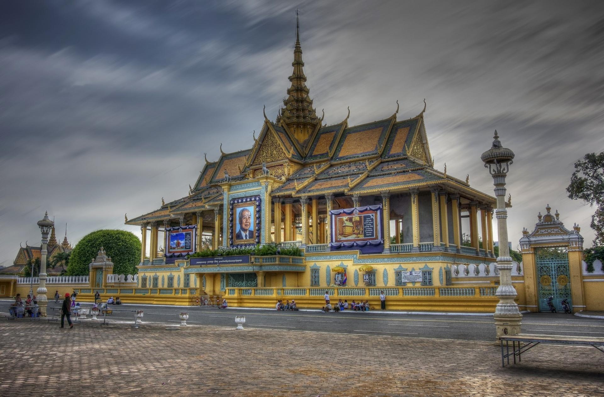 Cambodia wallpapers HD quality