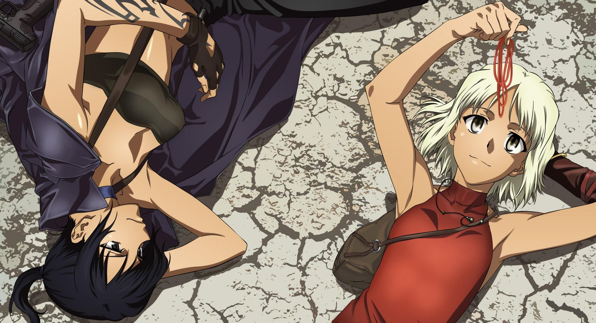 Canaan Anime Alphard And Canaan wallpapers HD quality
