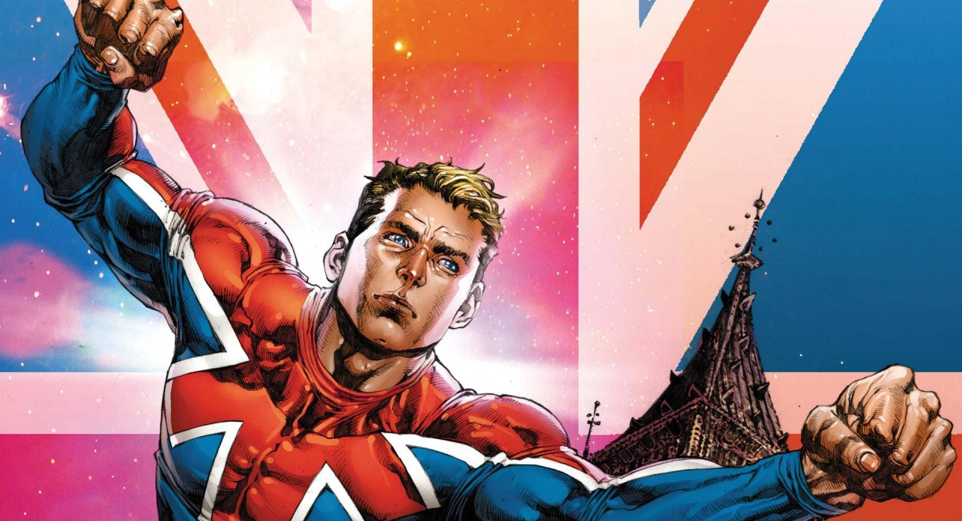 Captain Britain wallpapers HD quality