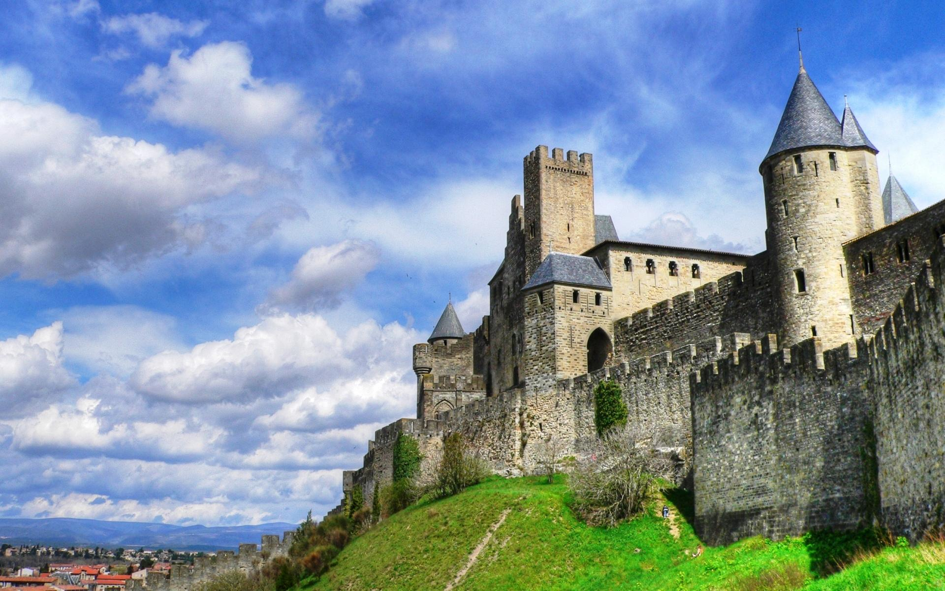 Carcassonne wallpapers HD quality