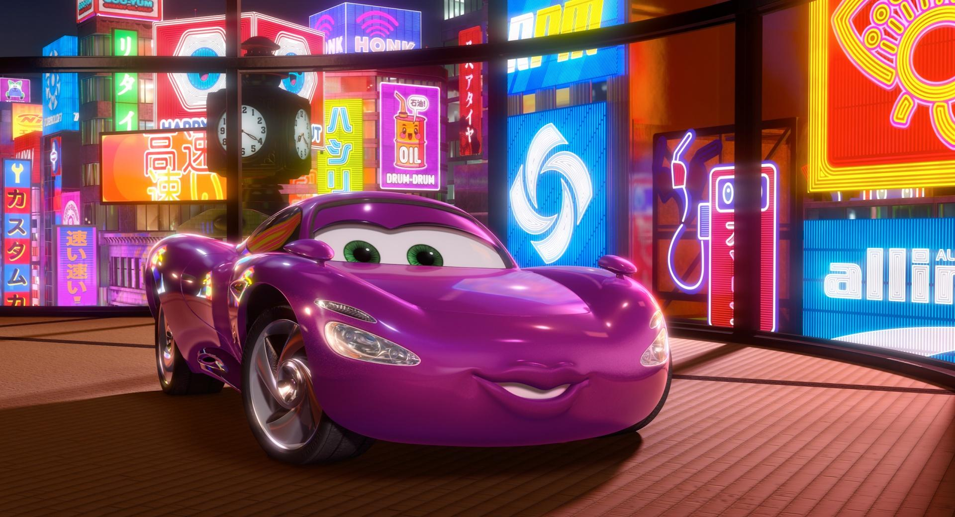 Cars 2 (2011) wallpapers HD quality