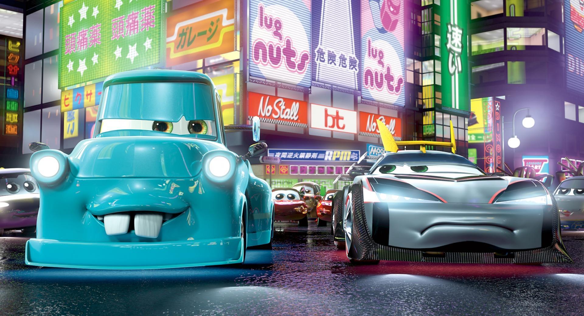 Cars Pixar wallpapers HD quality