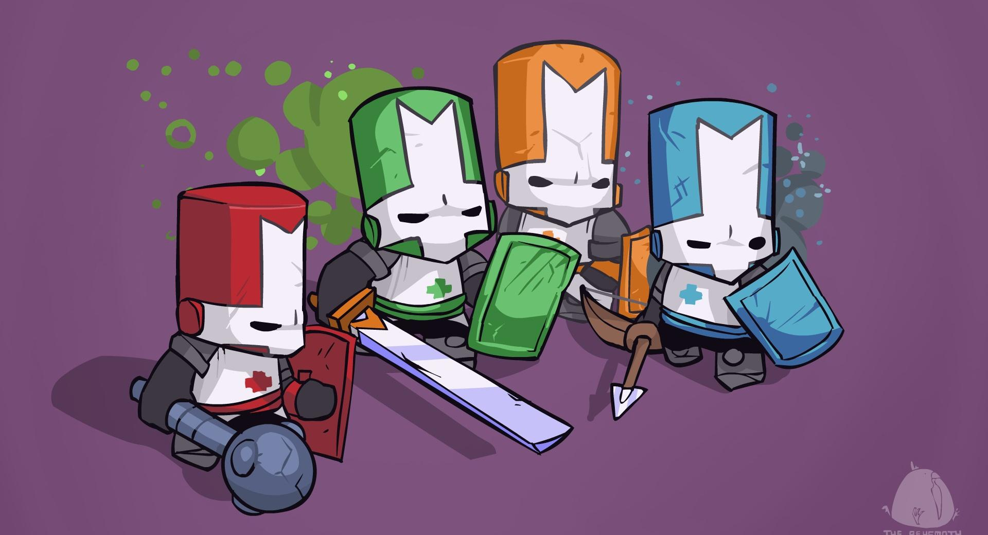 Castle Crashers wallpapers HD quality