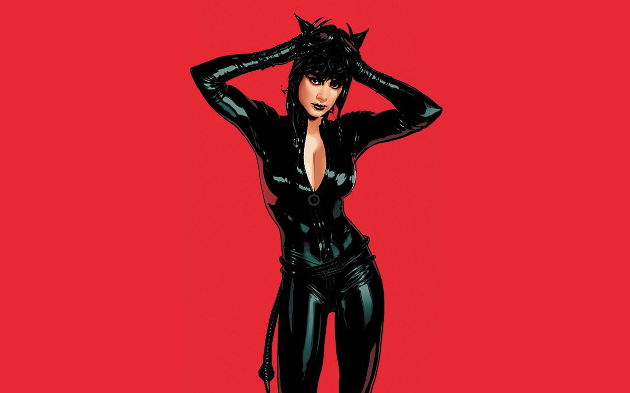 Catwoman Comics wallpapers HD quality