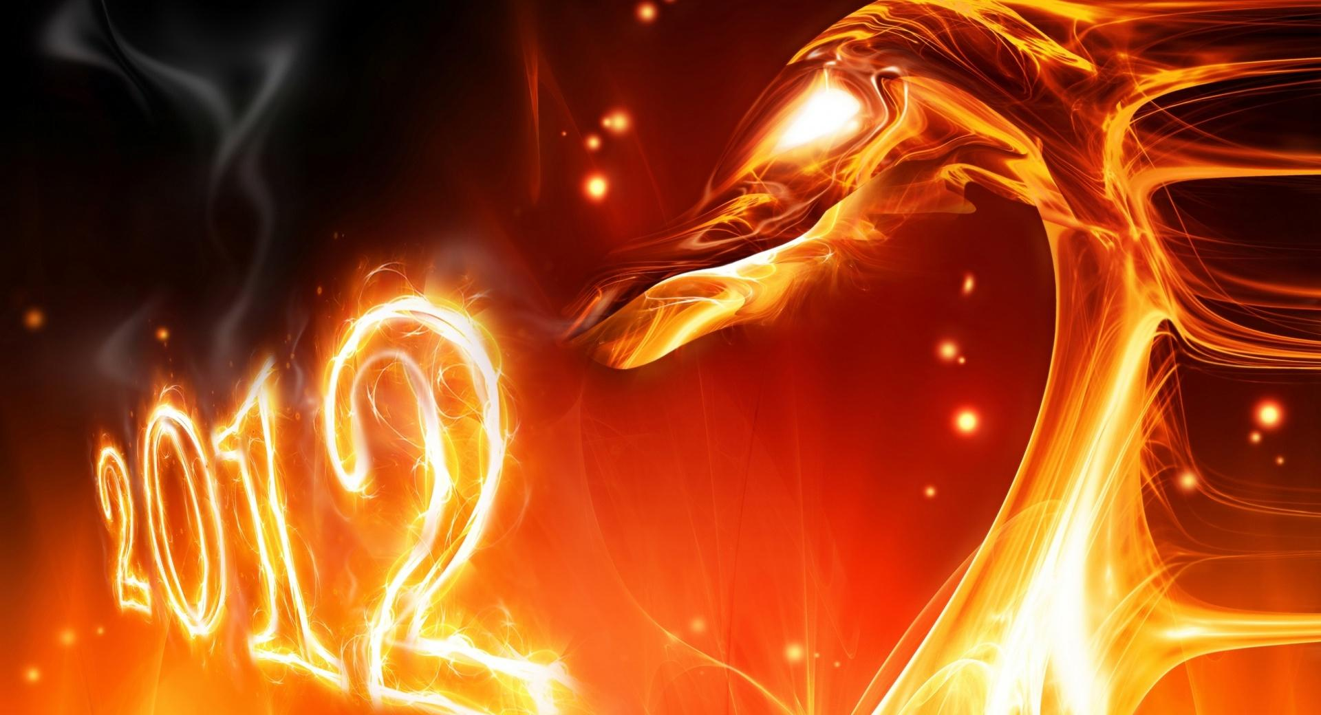 Chinese New Year 2012 Year of the Dragon wallpapers HD quality