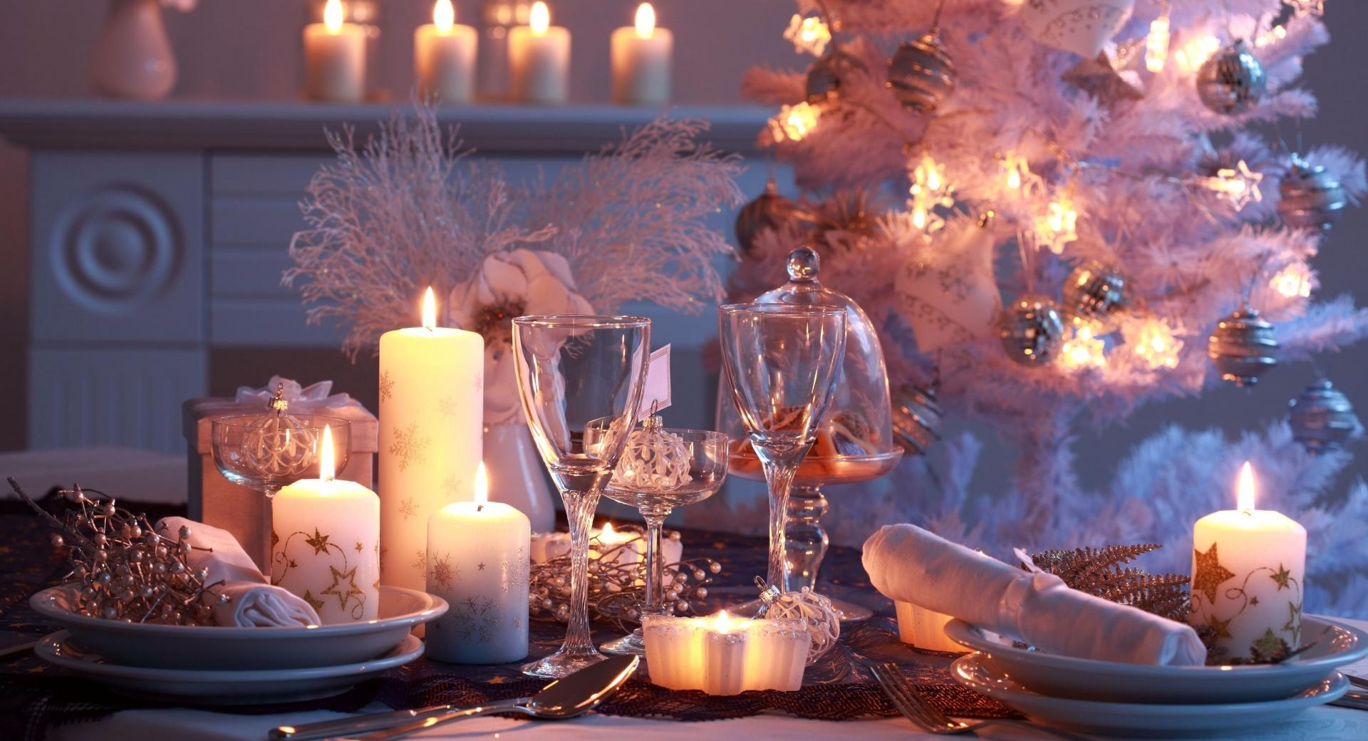 Christmas Dinner wallpapers HD quality