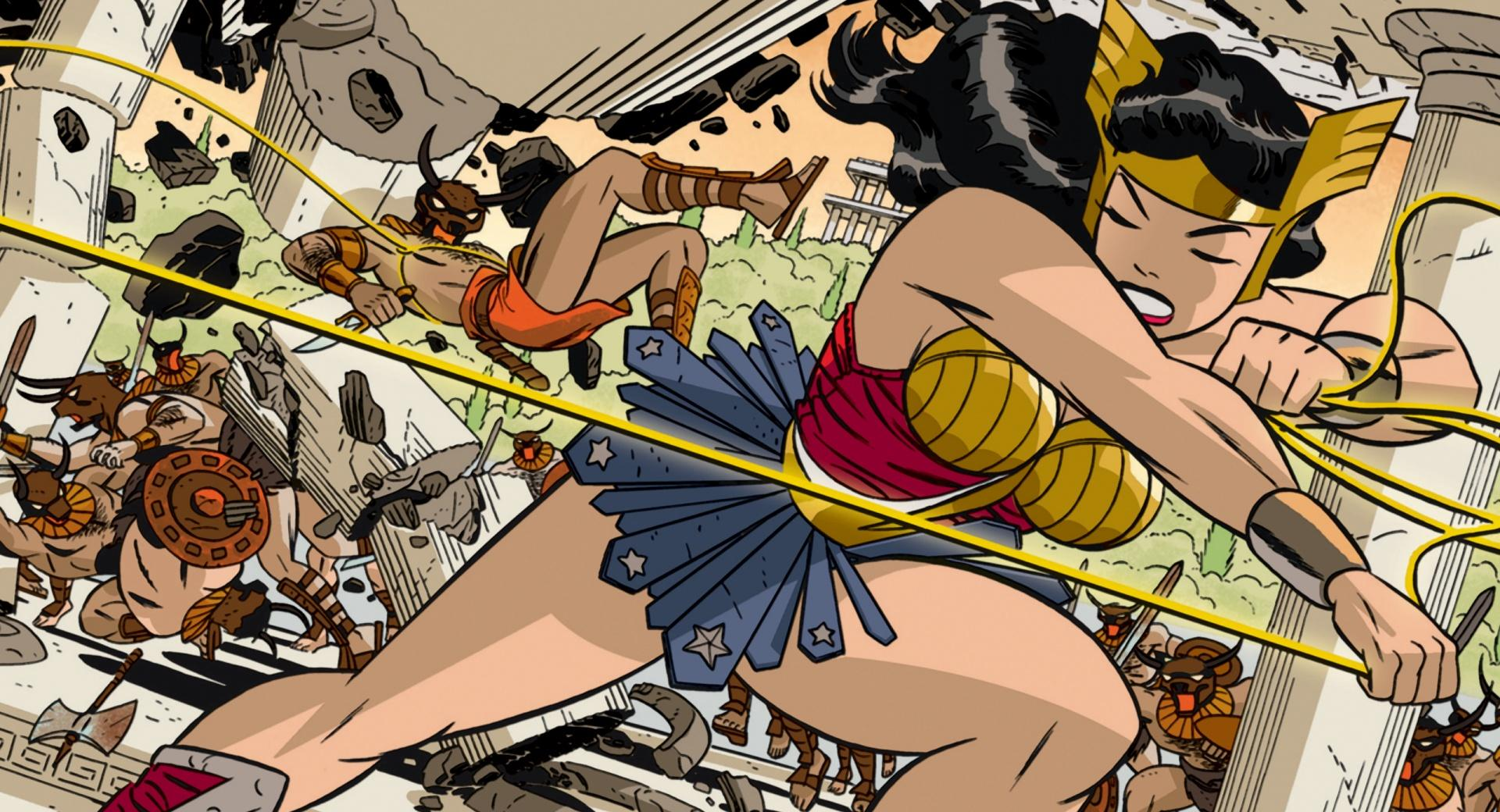 Classic Wonder Woman wallpapers HD quality