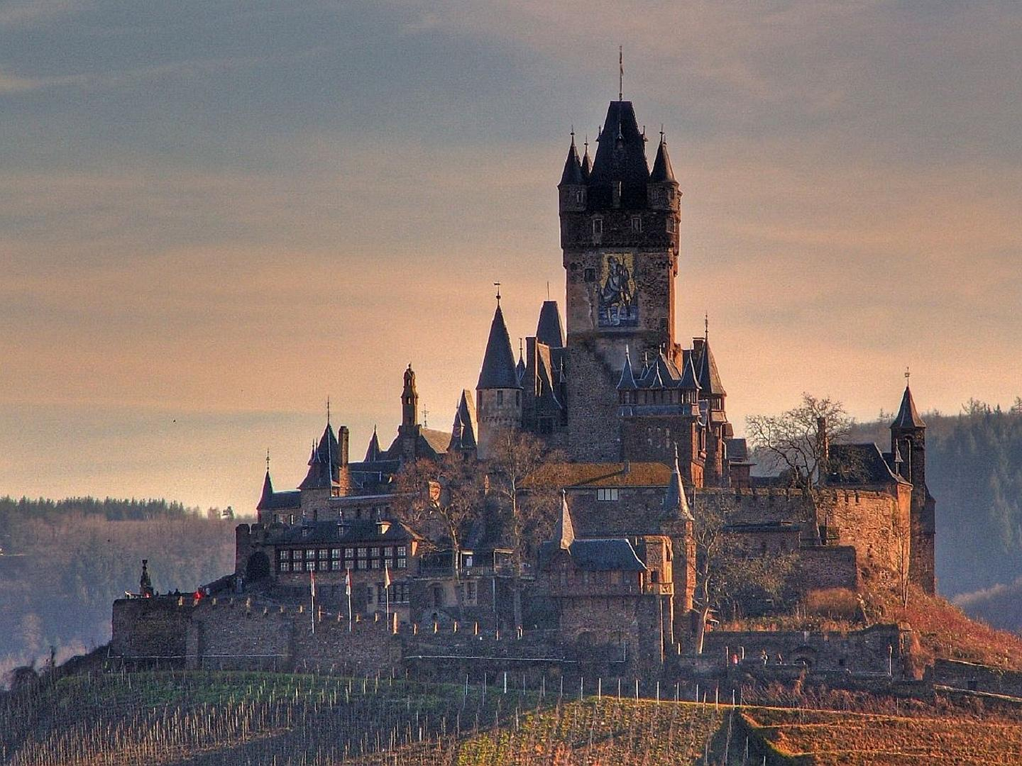 Cochem Castle wallpapers HD quality