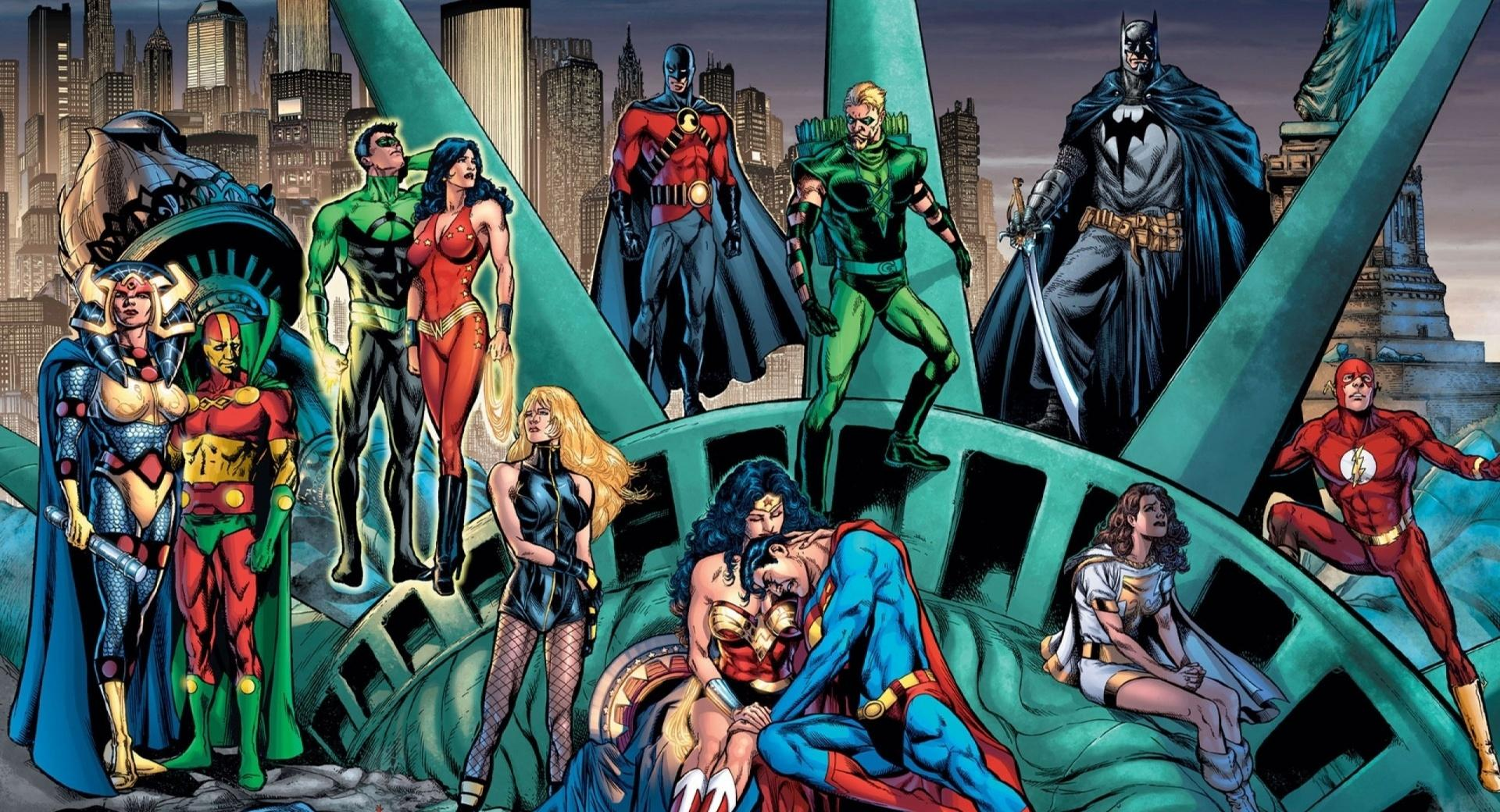 Comics Characters wallpapers HD quality