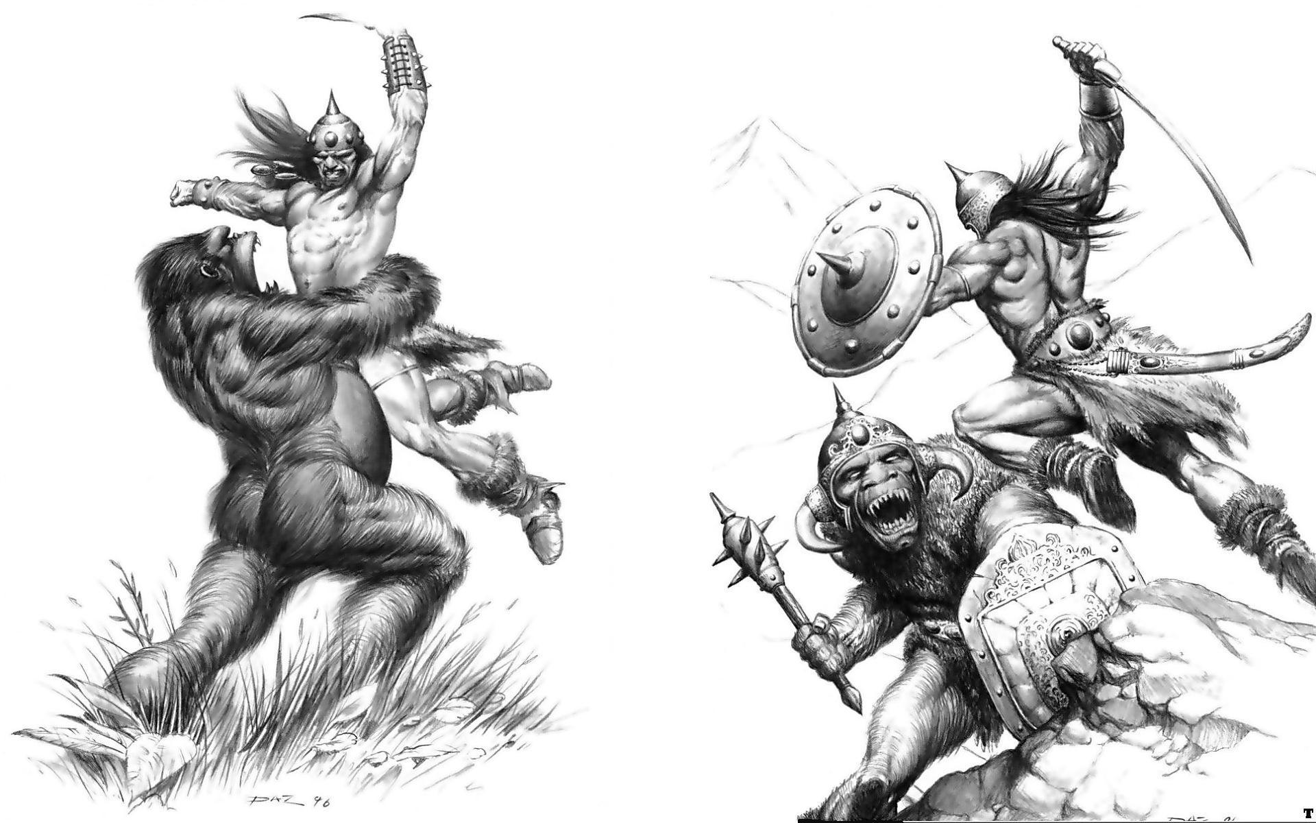 Conan Comics wallpapers HD quality