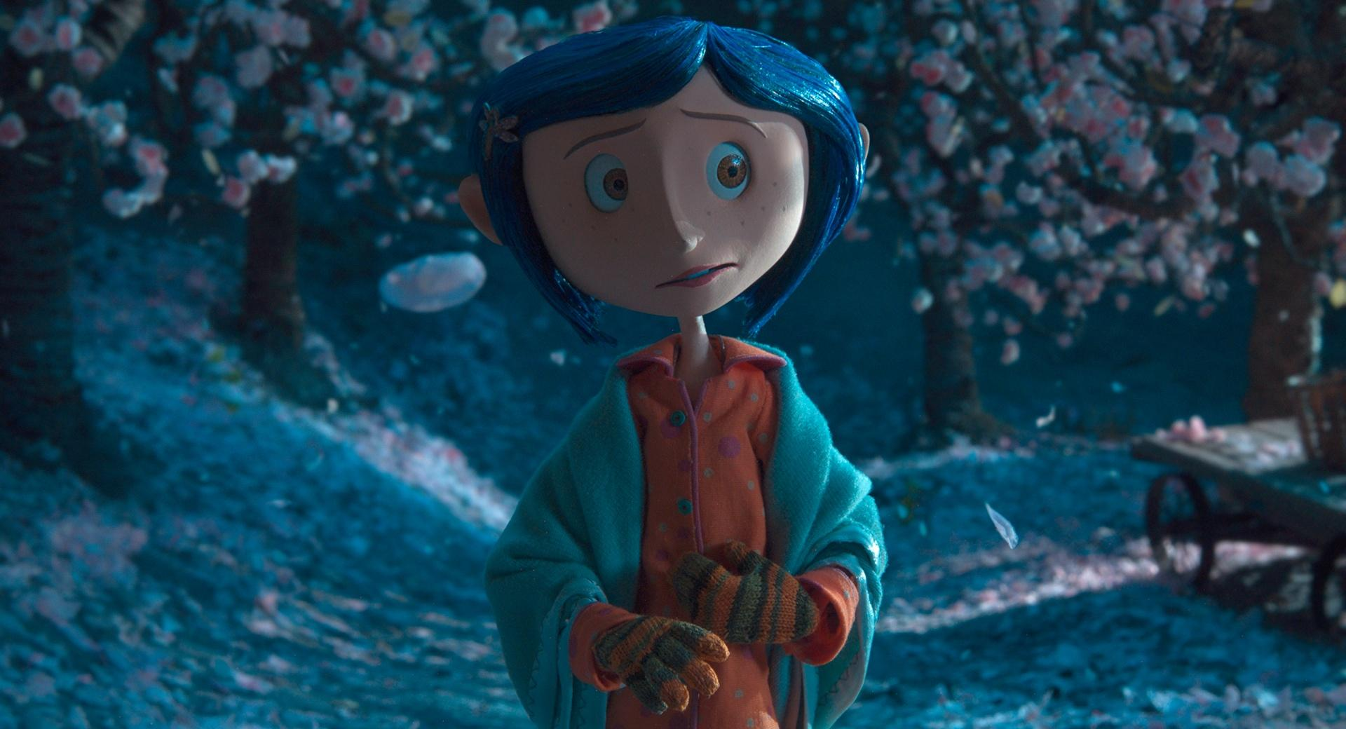 Coraline Scenes wallpapers HD quality