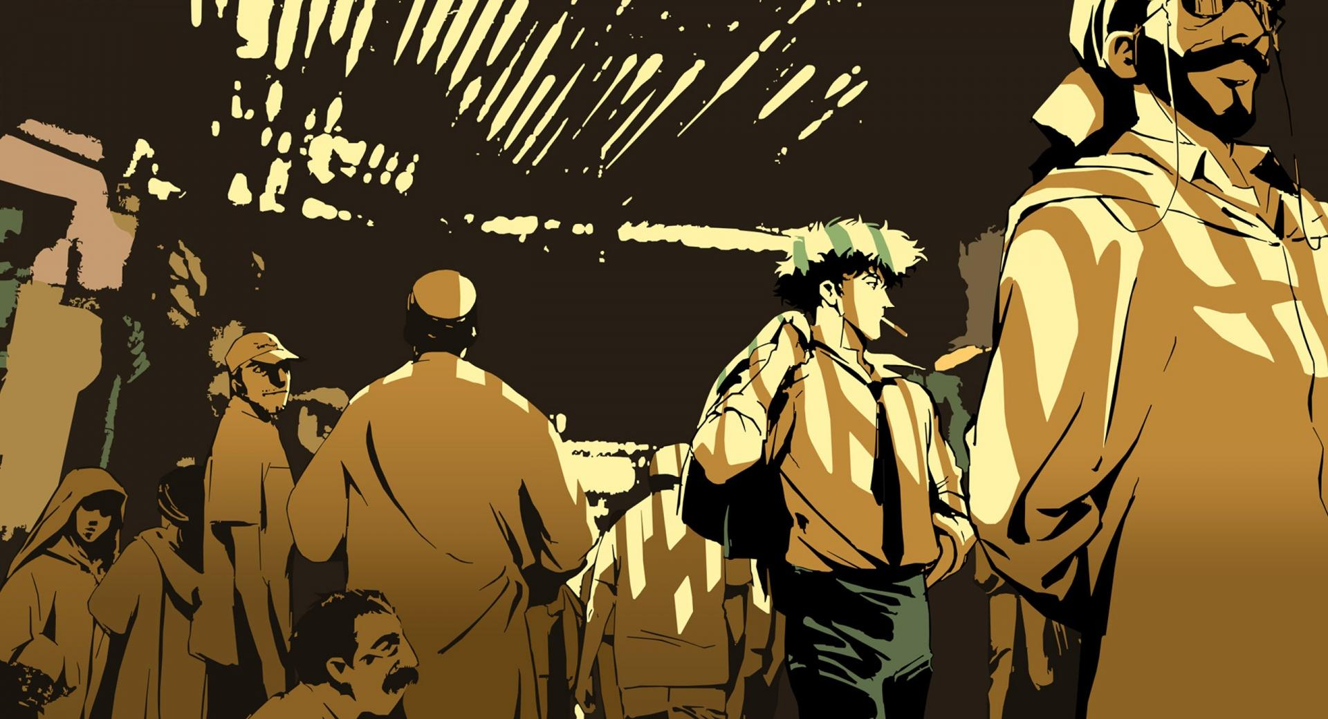 Cowboy Bebop - Crowd wallpapers HD quality