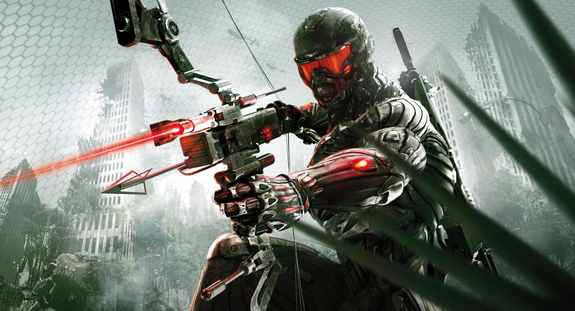Crysis 3 (2013) wallpapers HD quality
