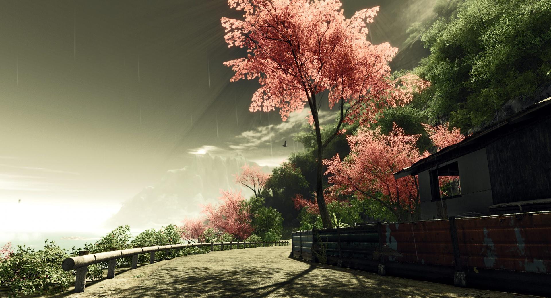 Crysis Sakura wallpapers HD quality