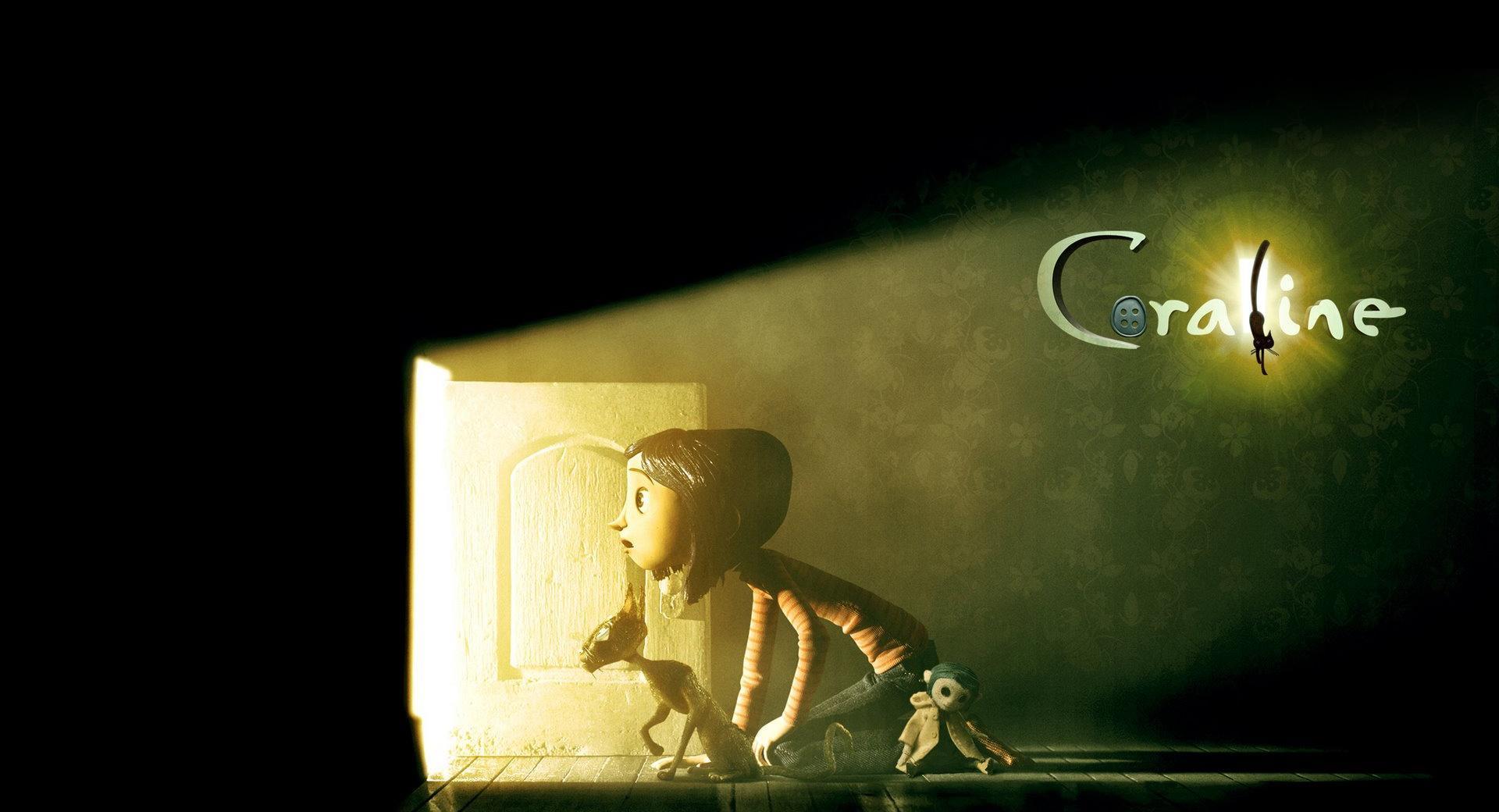 Dakota Fanning In Coraline wallpapers HD quality