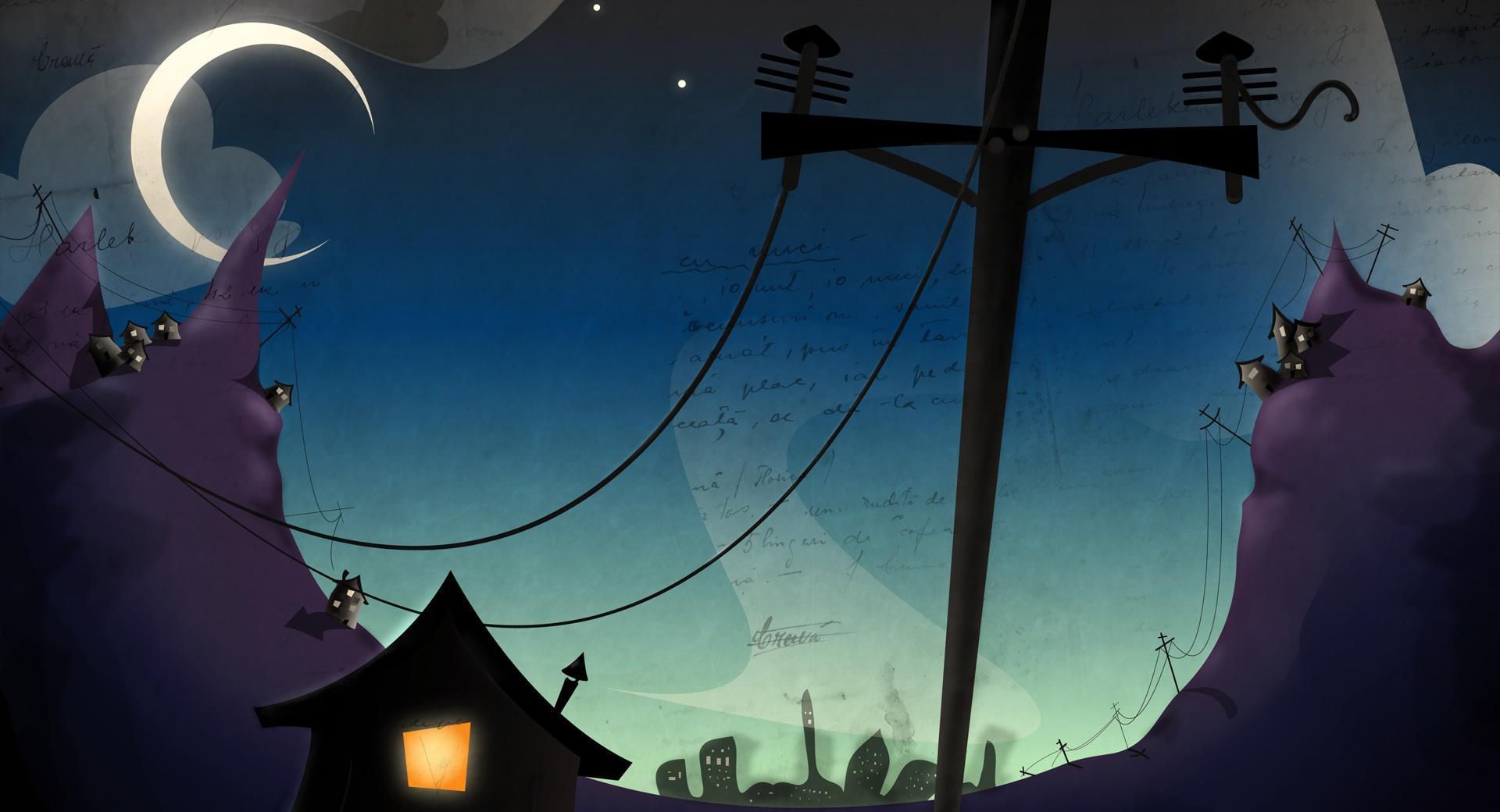 Dark Cartoon Art wallpapers HD quality