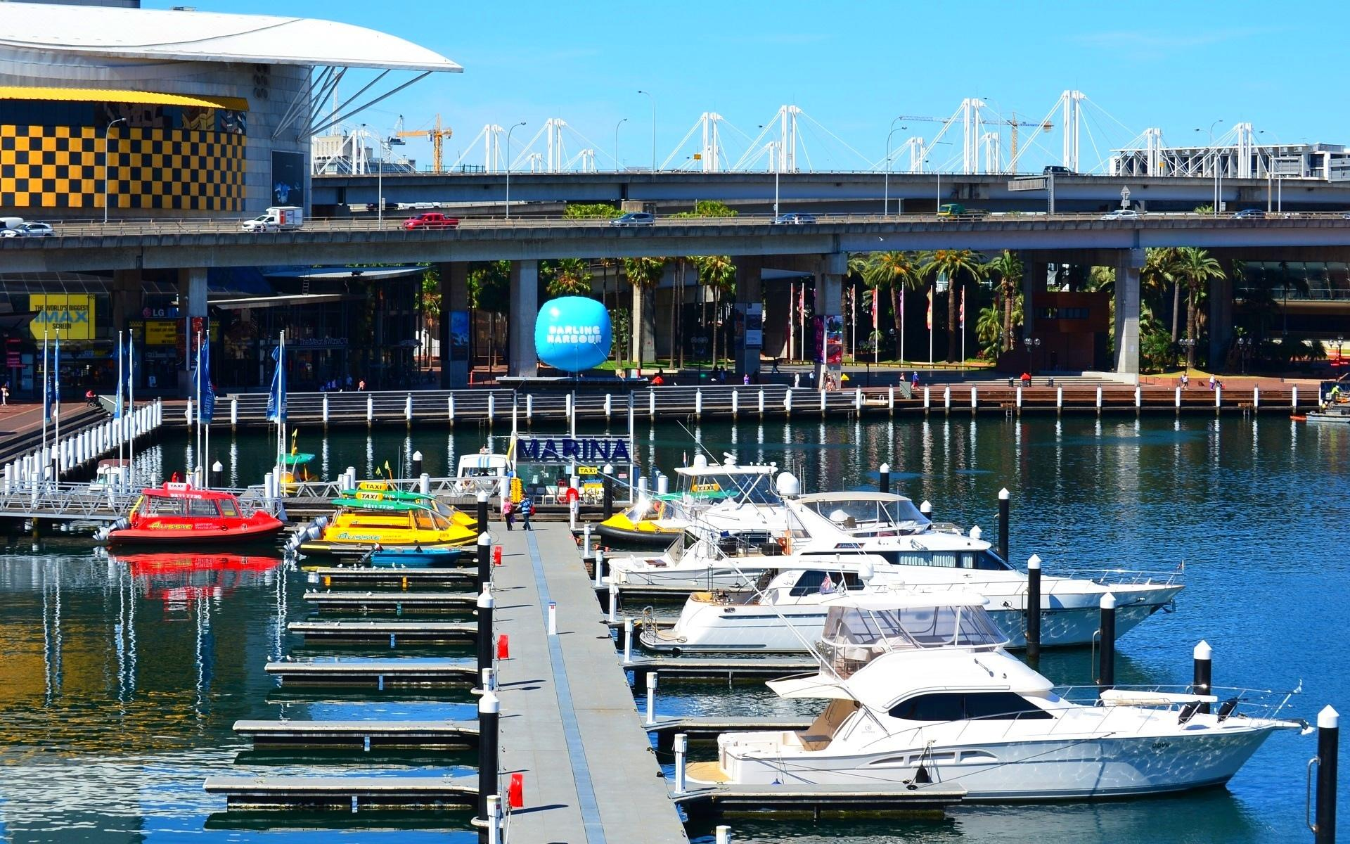 Darling Harbour wallpapers HD quality