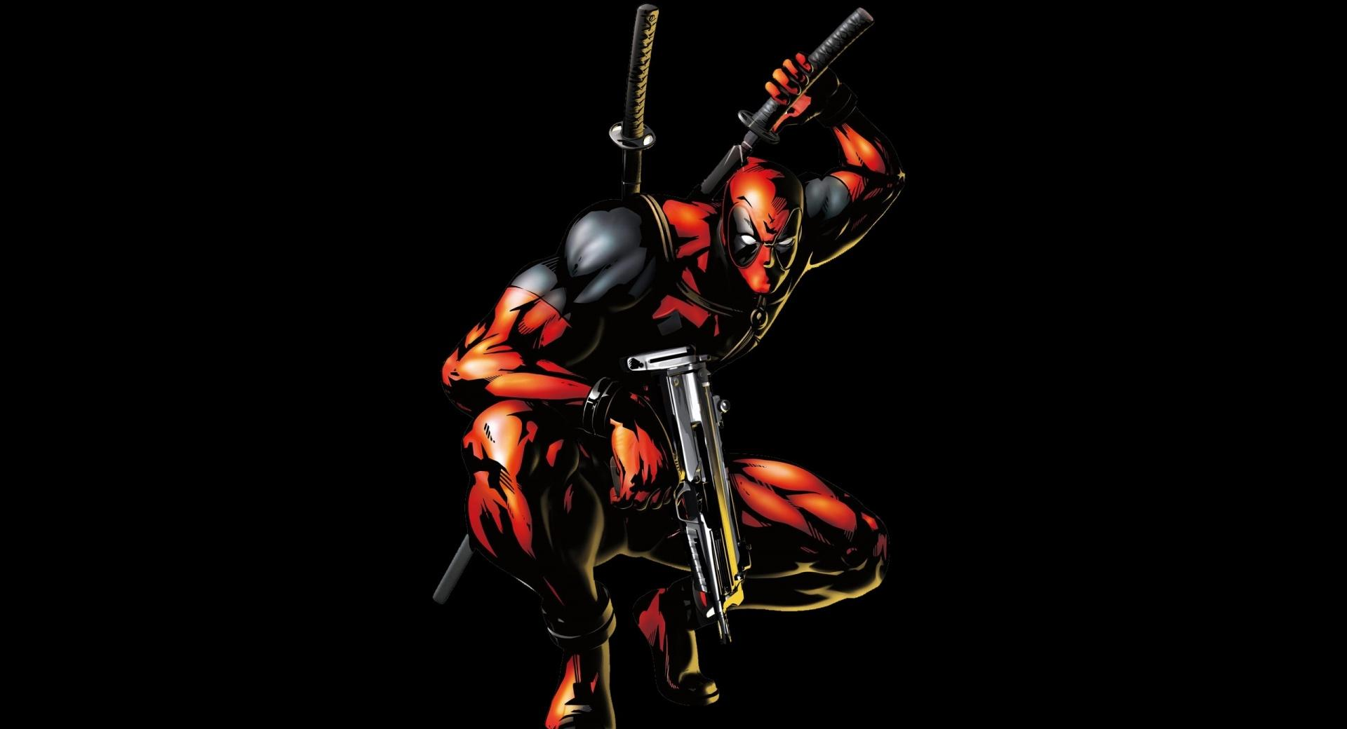 Deadpool Cartoon wallpapers HD quality
