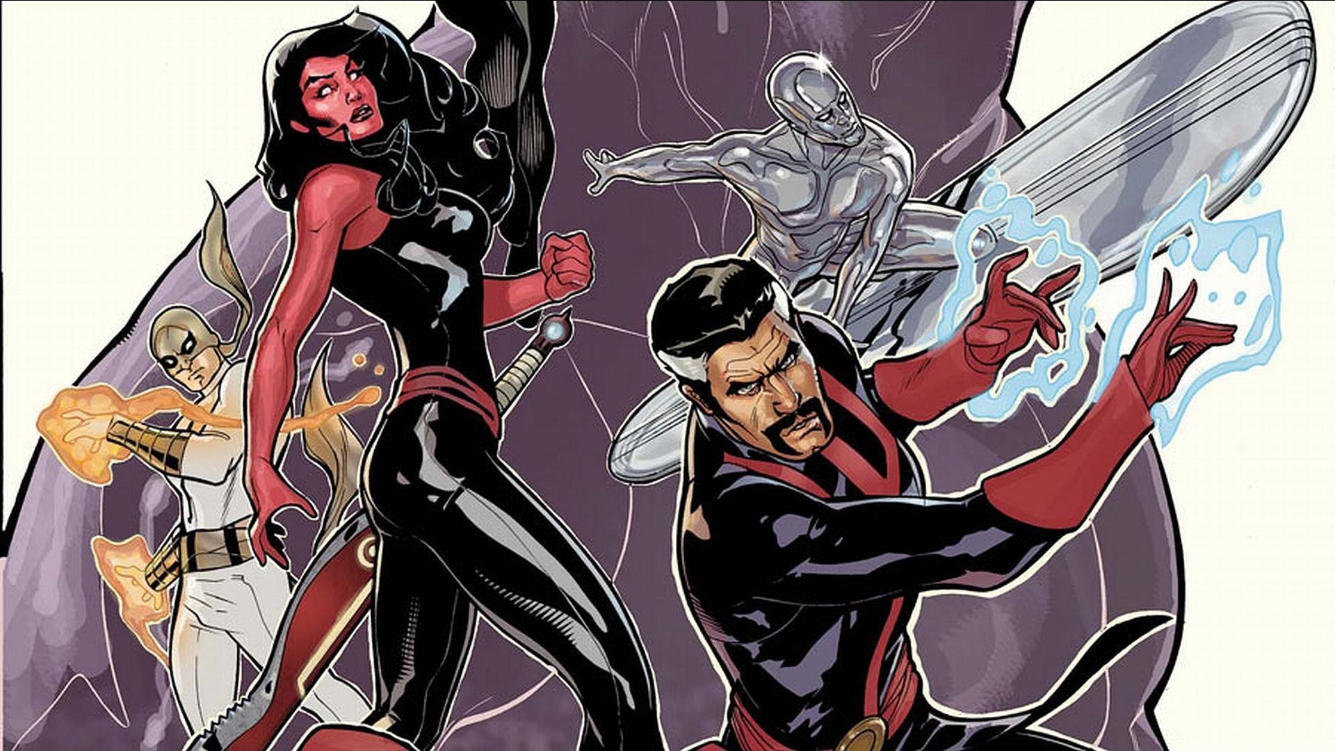 Defenders Comics wallpapers HD quality