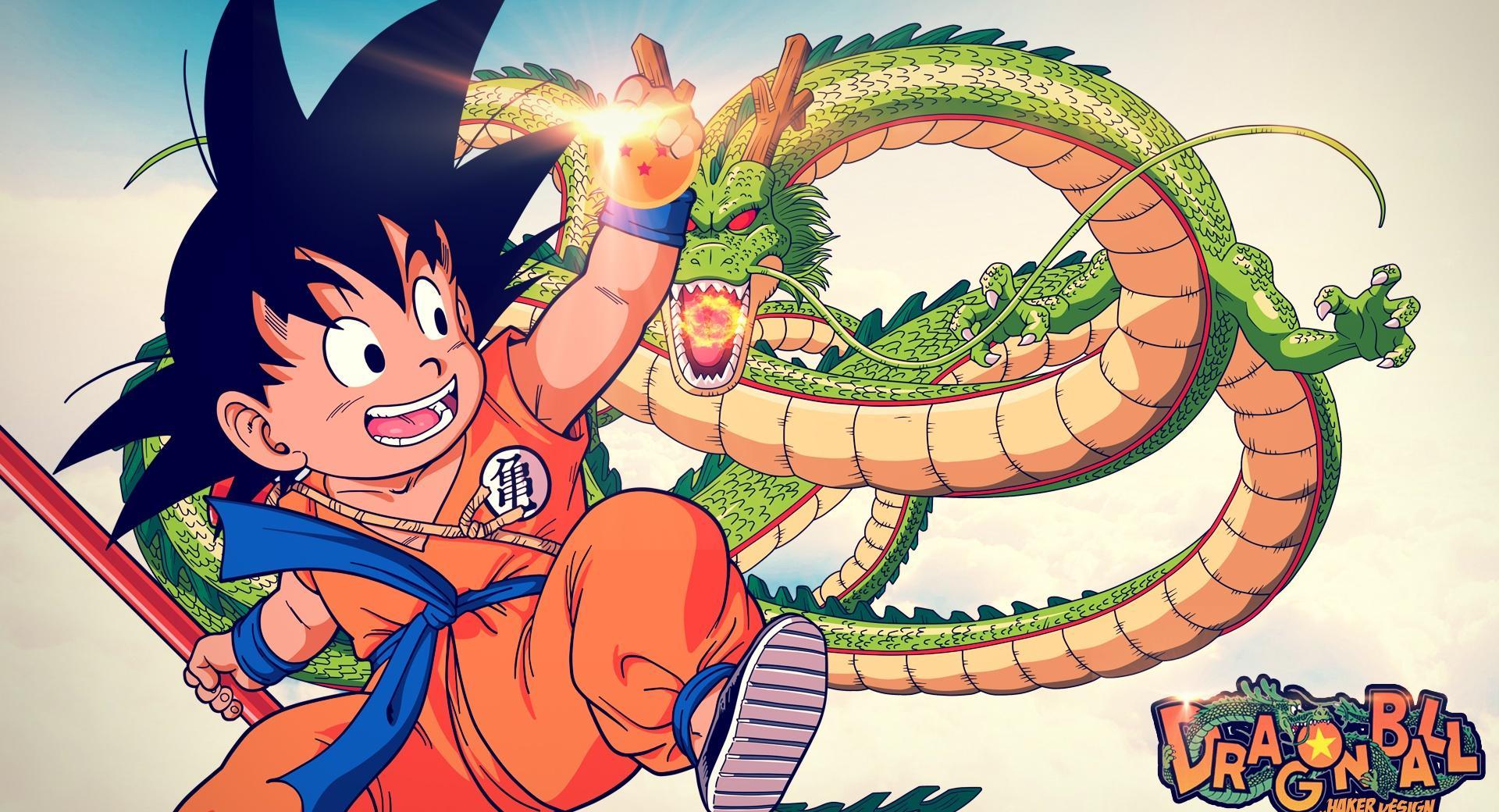 Dragon Ball - HD Wallpaper by Chaker Design wallpapers HD quality