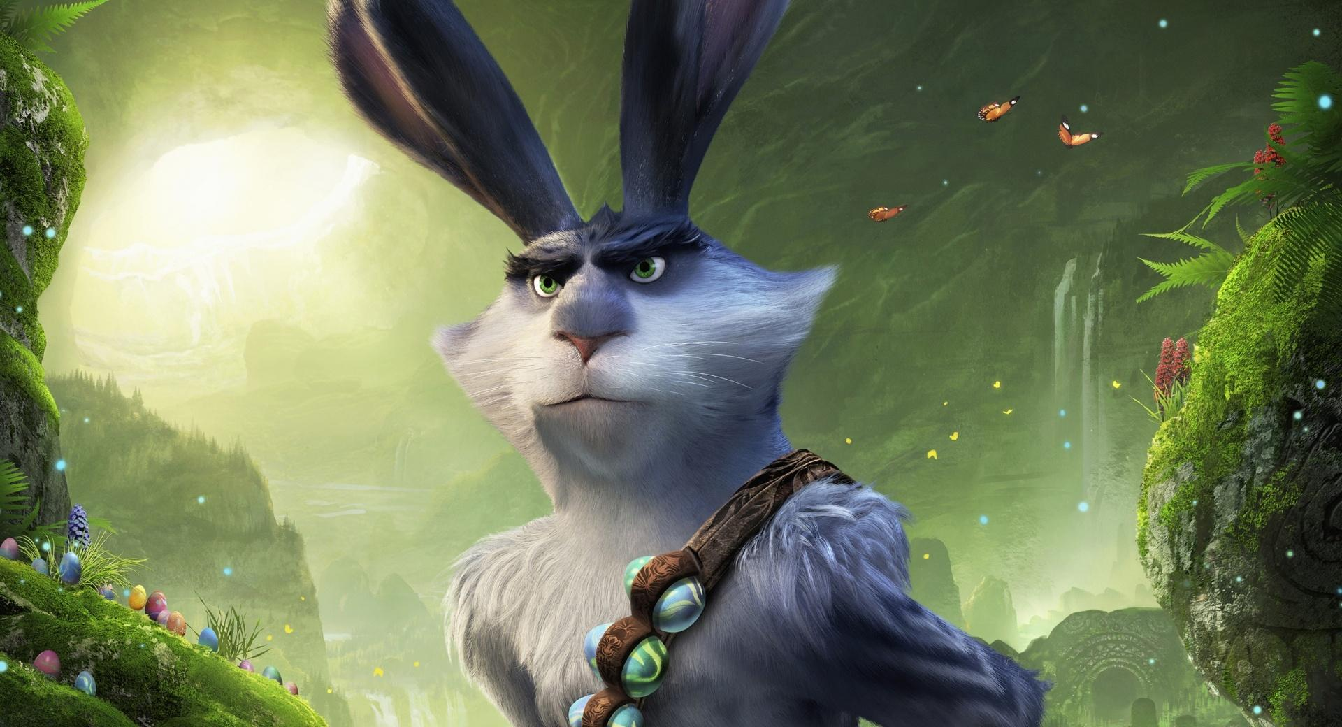 Easter Bunny Rise of the Guardians at 750 x 1334 iPhone 6 size wallpapers HD quality