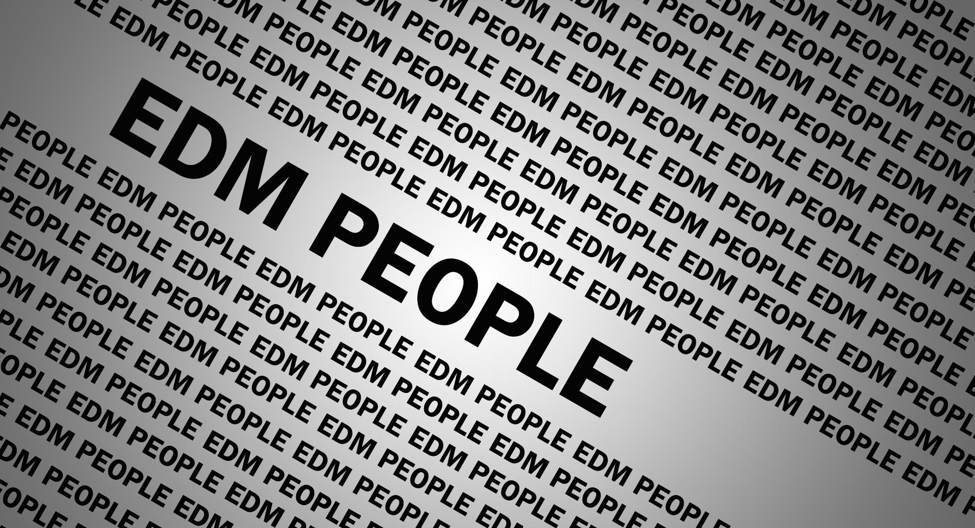 EDM PEOPLE wallpapers HD quality
