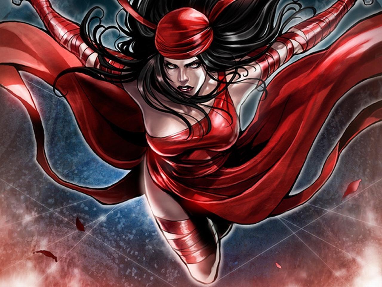 Elektra Comics wallpapers HD quality