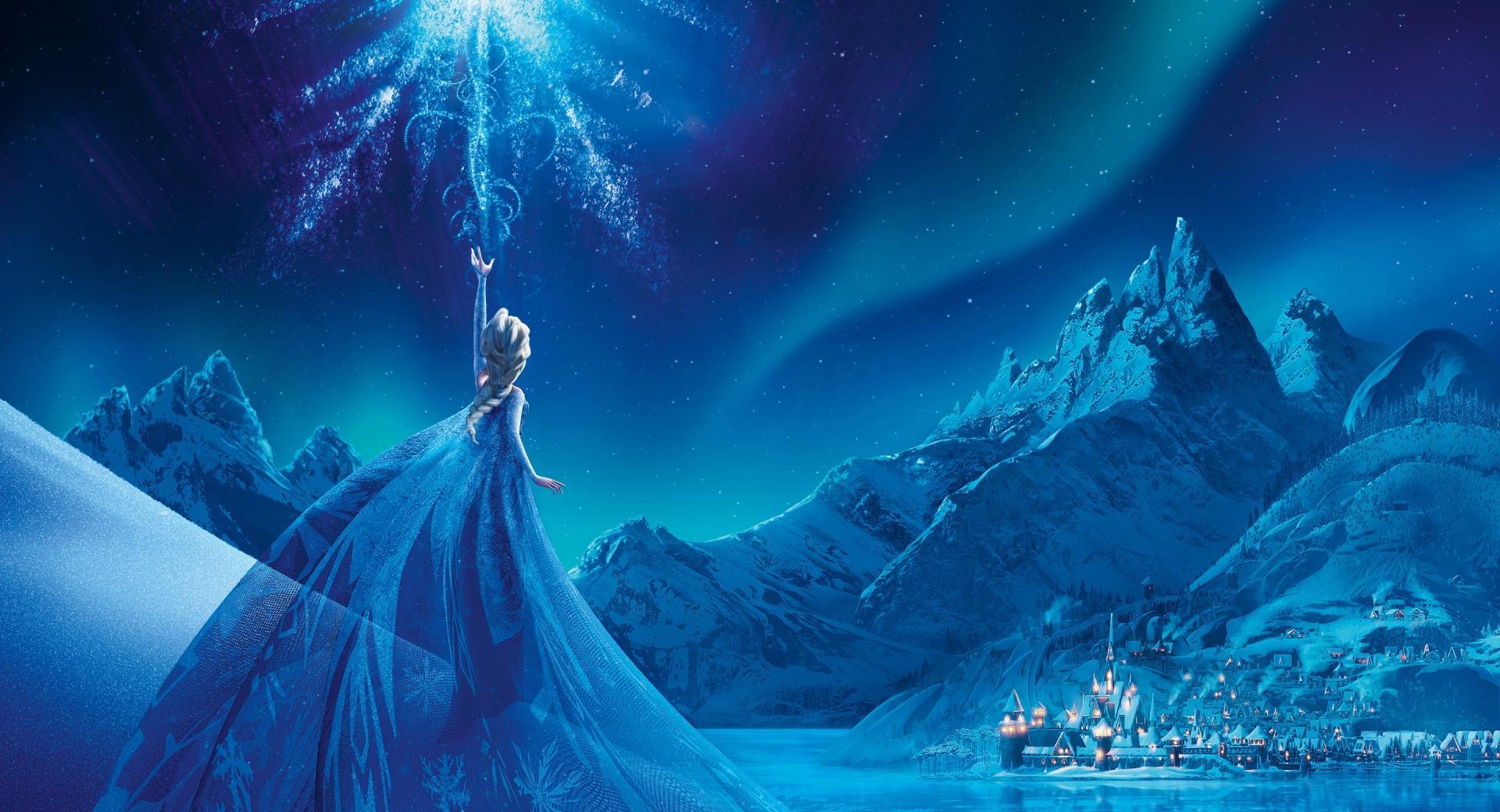Elsa - Frozen wallpapers HD quality