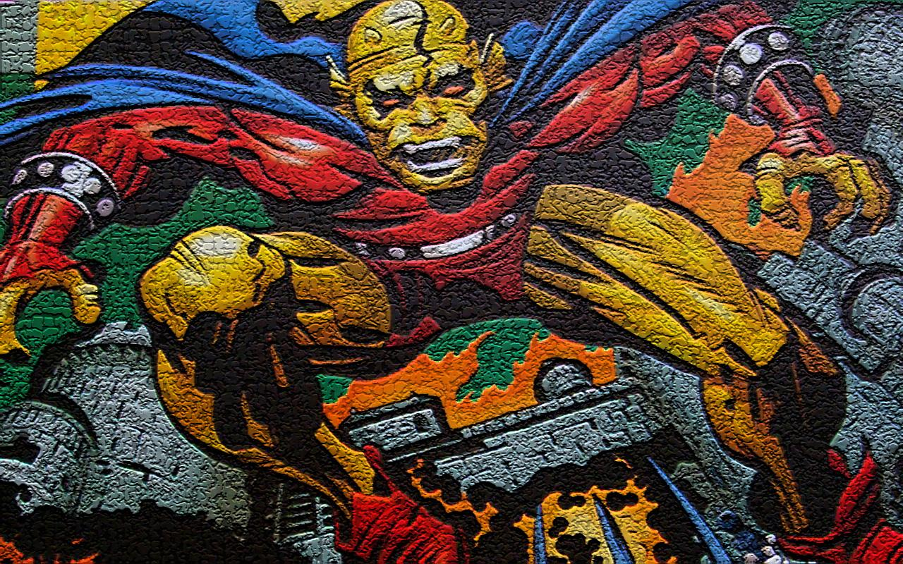 Etrigan The Demon wallpapers HD quality