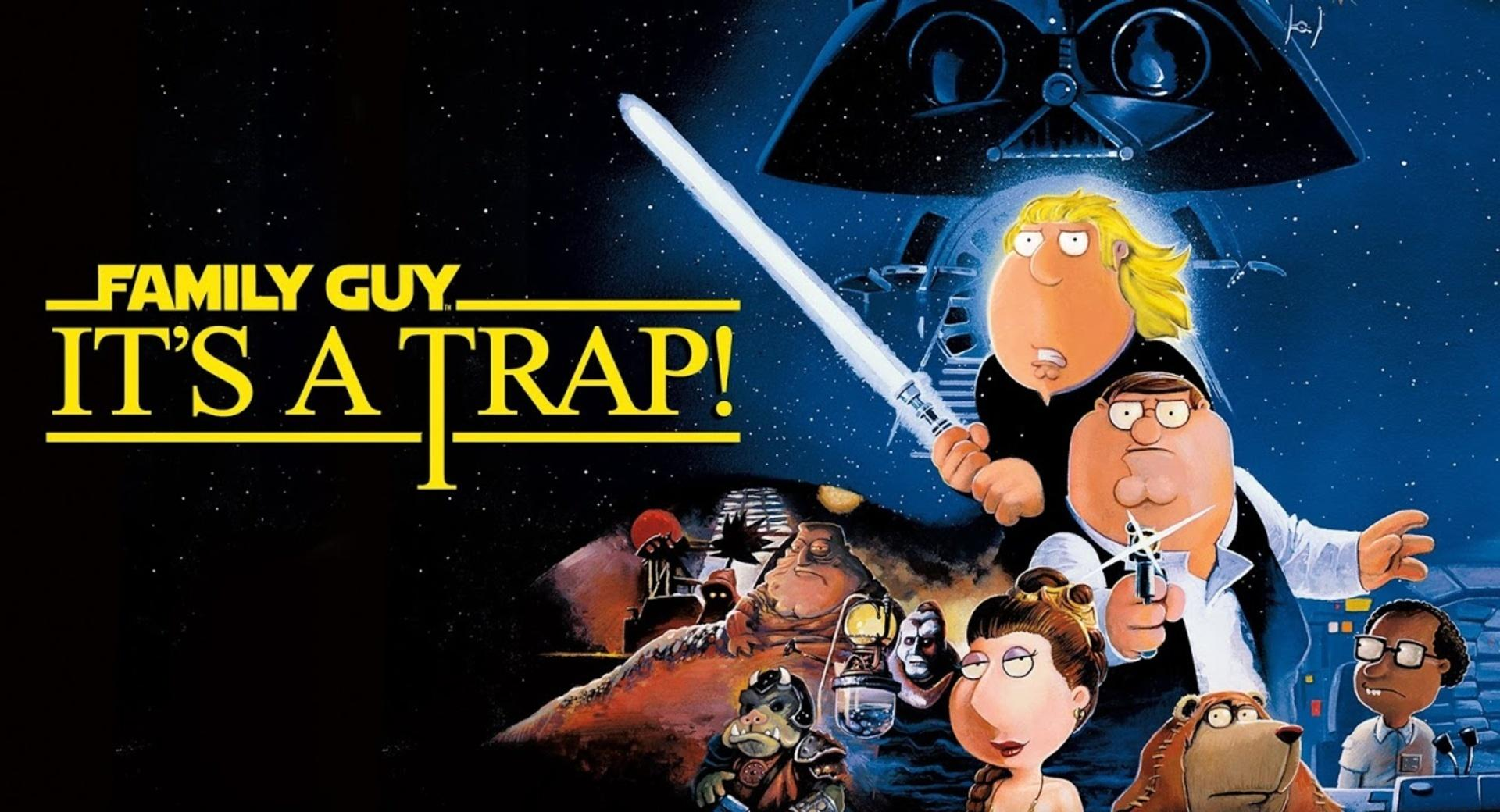 Family Guy Its A Trap wallpapers HD quality