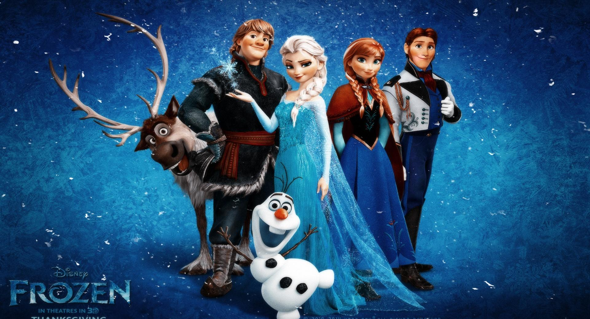 Frozen 2013 wallpapers HD quality