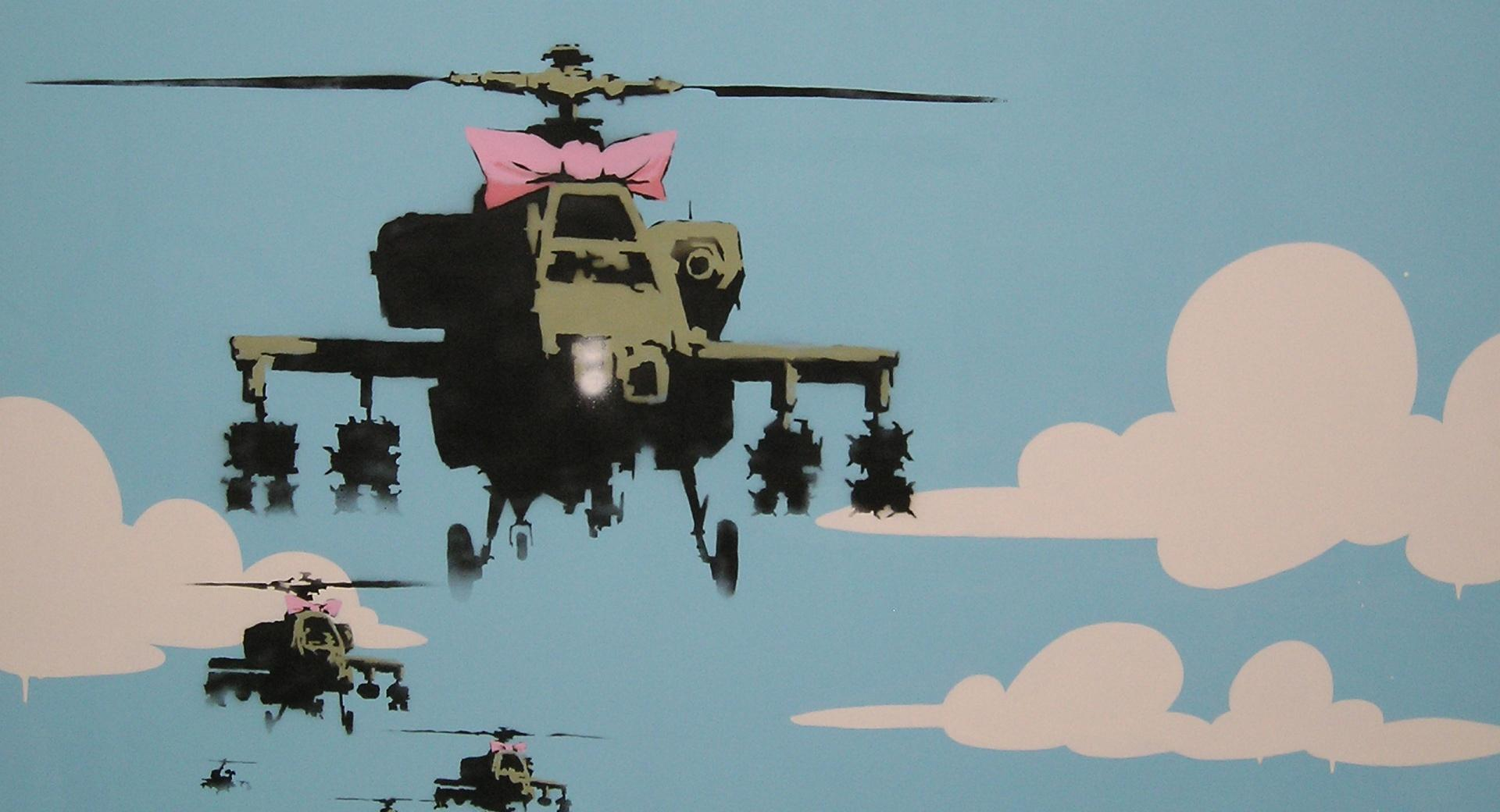 Funny Cute Helicopters wallpapers HD quality