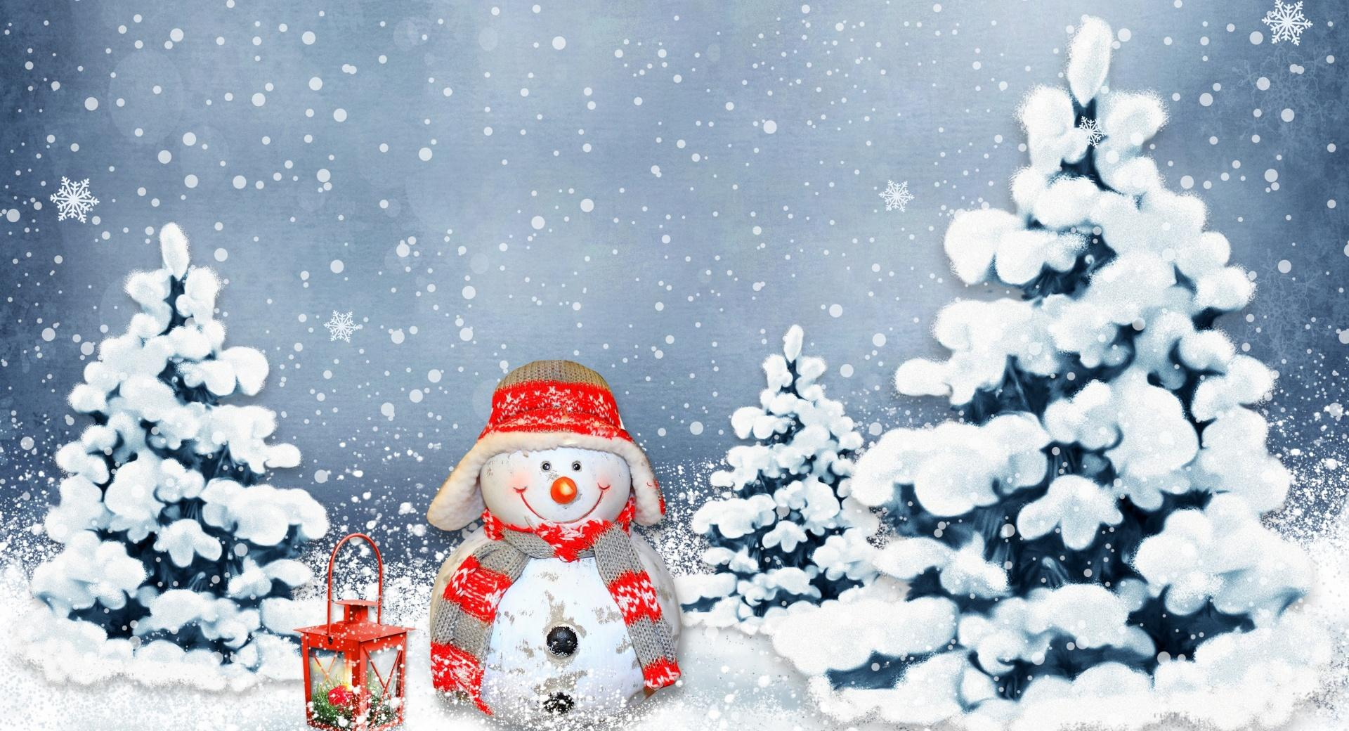 Funny Snowman wallpapers HD quality