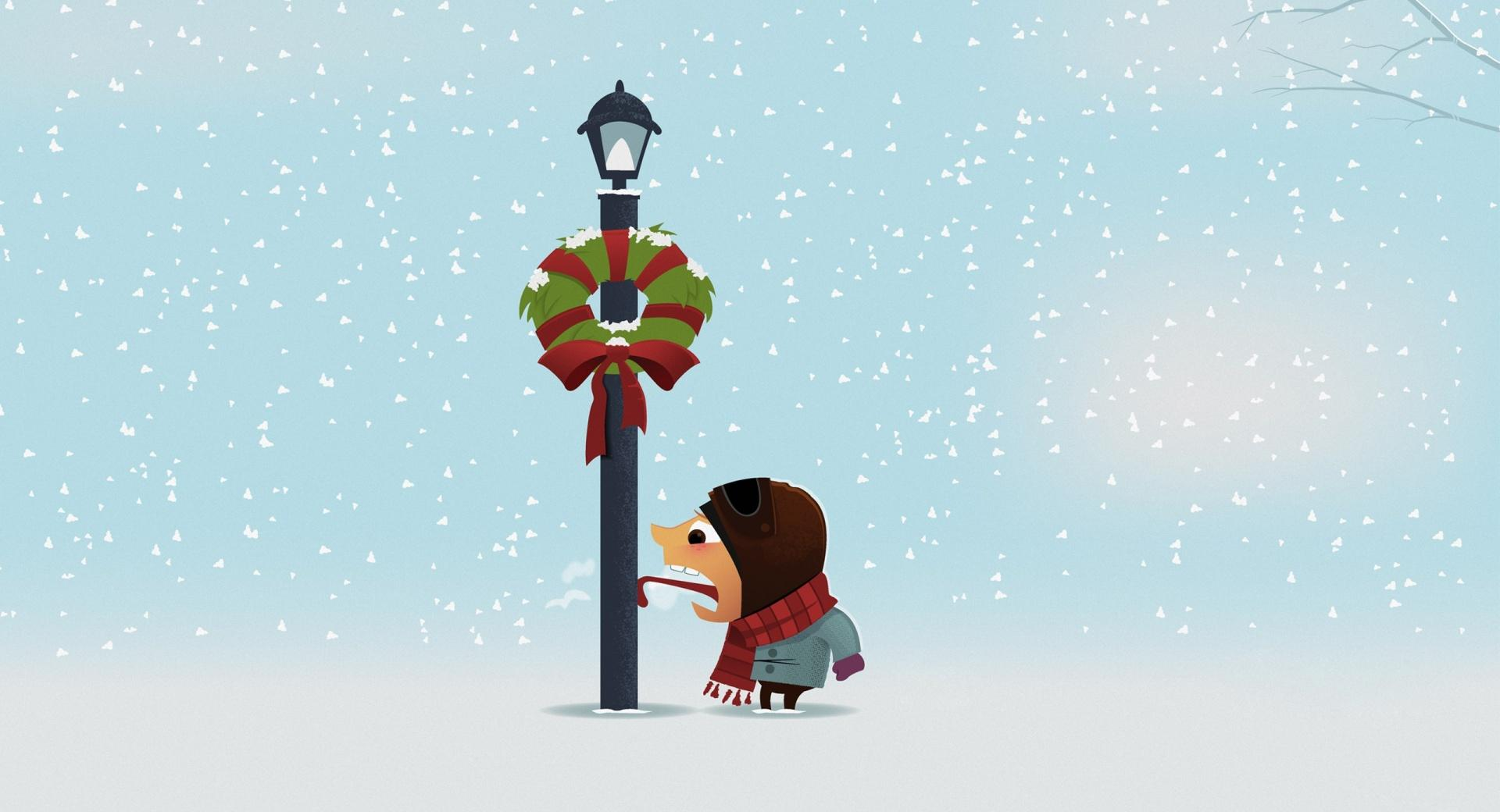 Funny Winter Holidays wallpapers HD quality