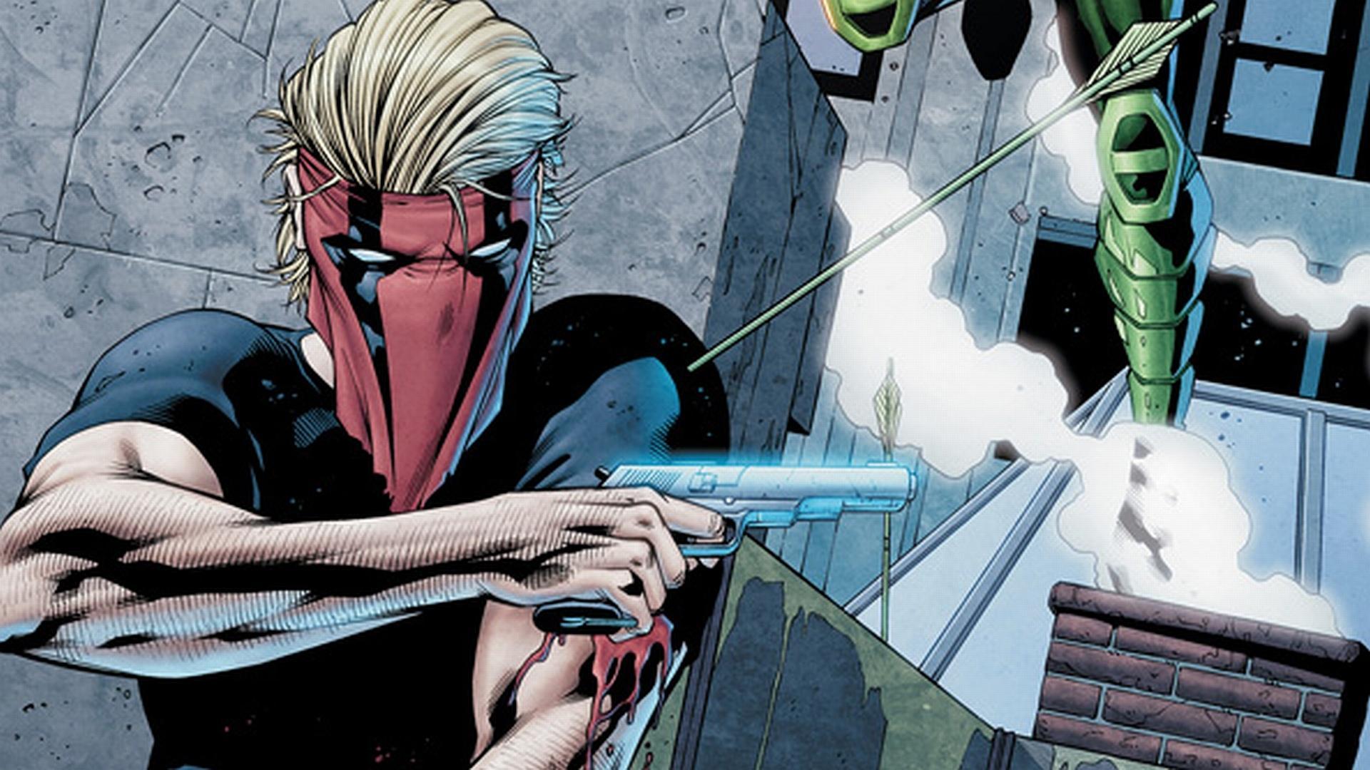Grifter Comics wallpapers HD quality