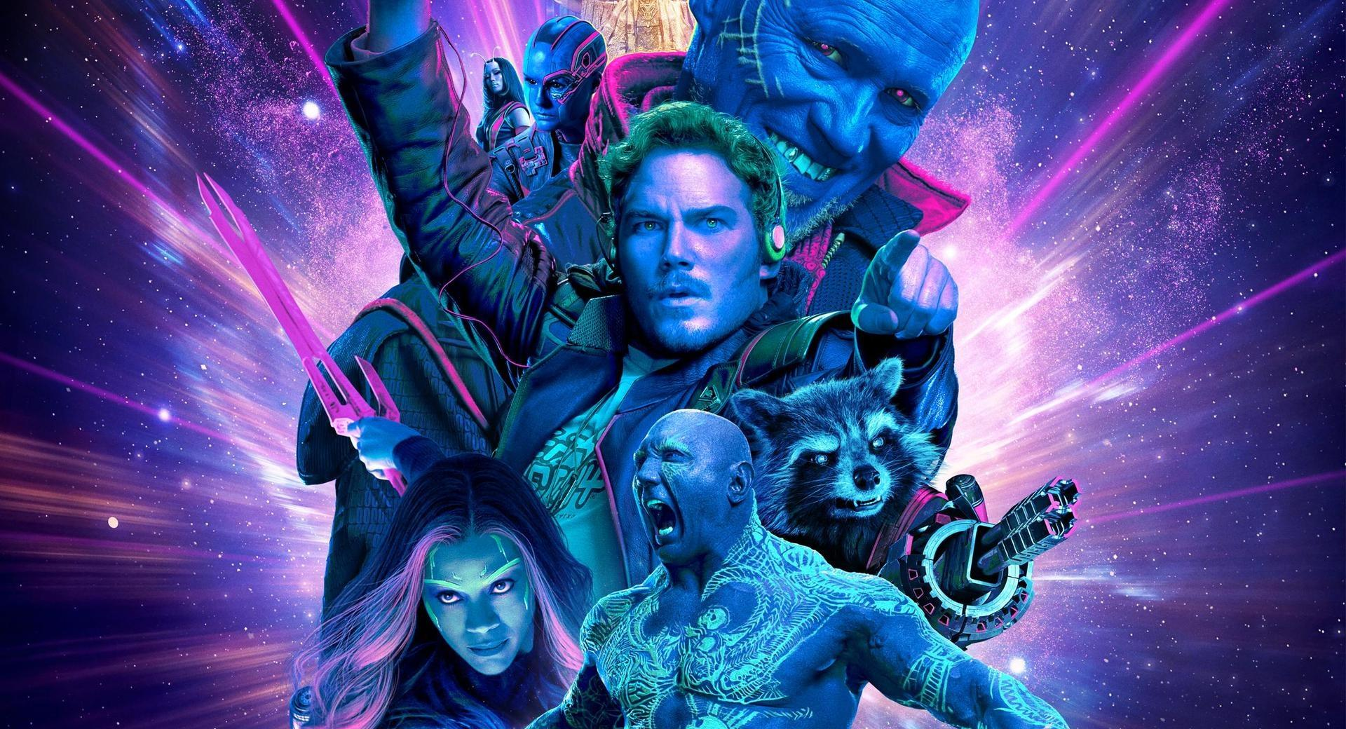 Guardians of the Galaxy Vol. 2 IMAX wallpapers HD quality