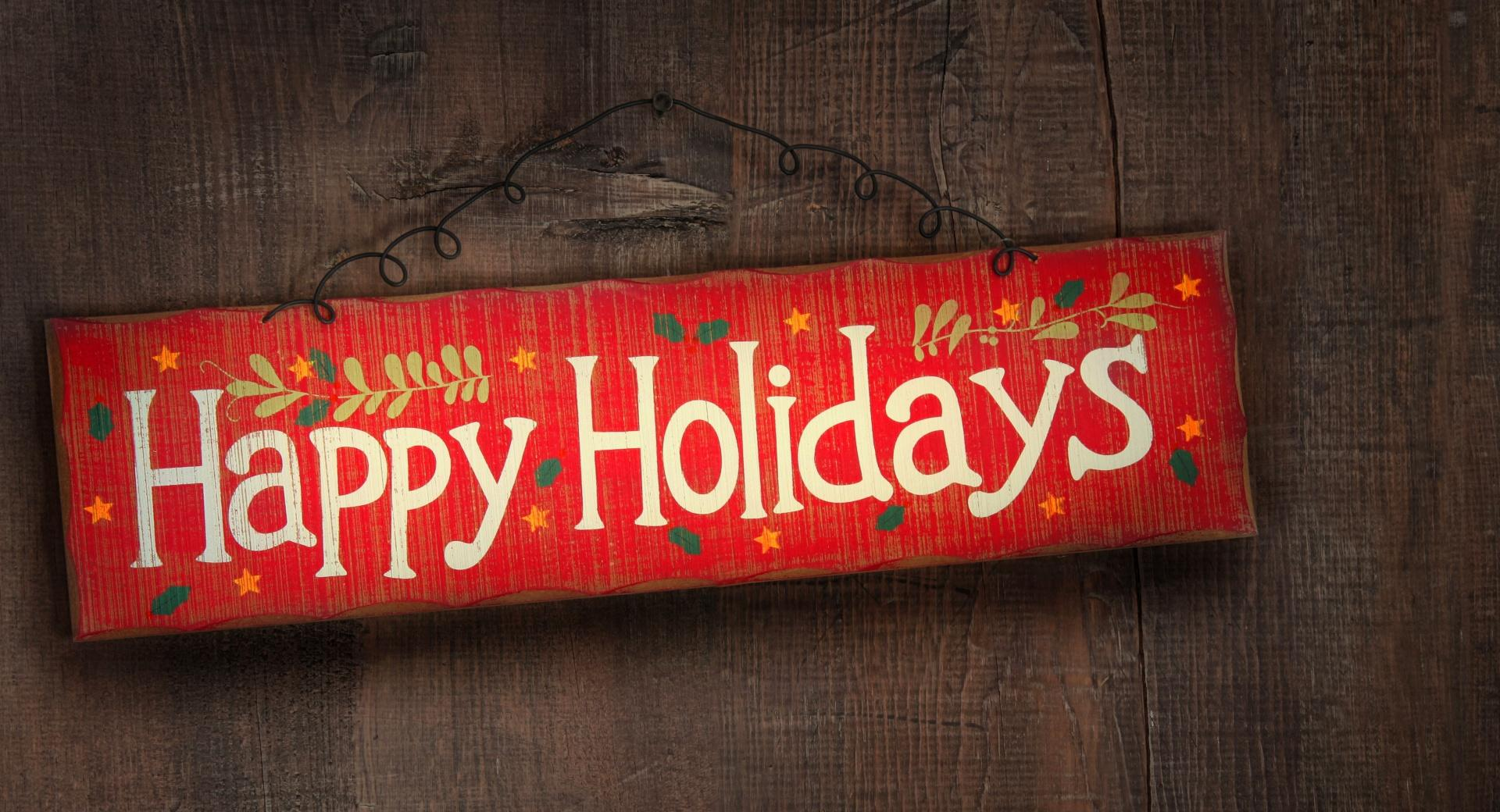 Happy Holidays wallpapers HD quality