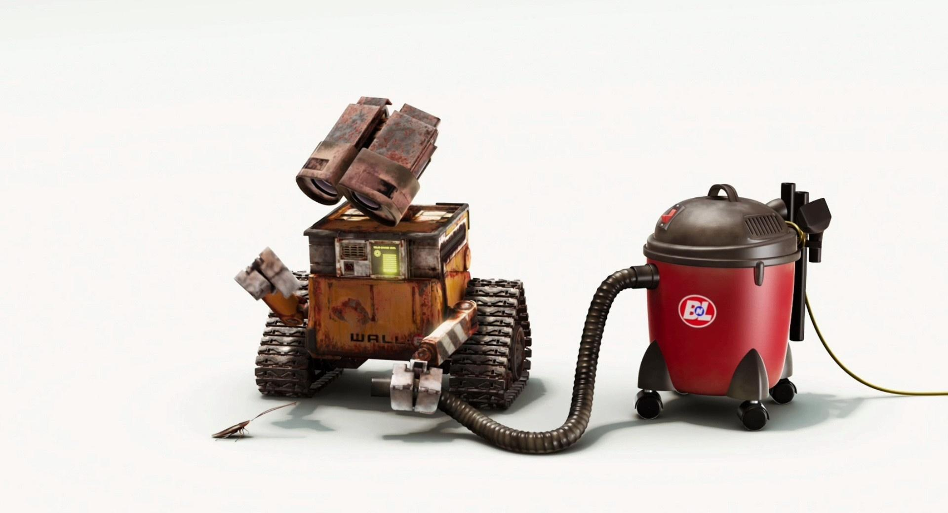 Hard Working Robot wallpapers HD quality