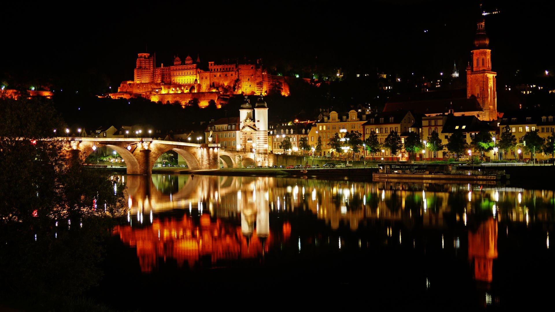 Heidelberg Castle wallpapers HD quality