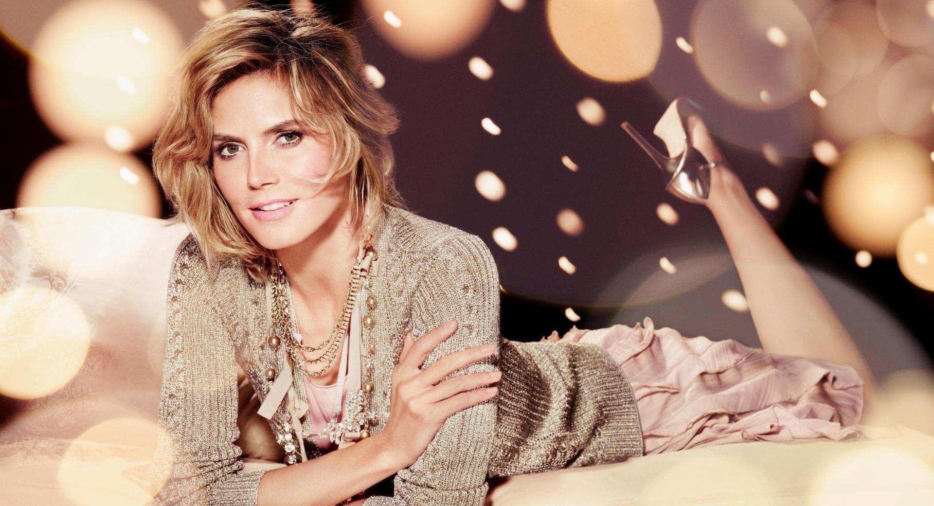 Heidi Klum Model wallpapers HD quality