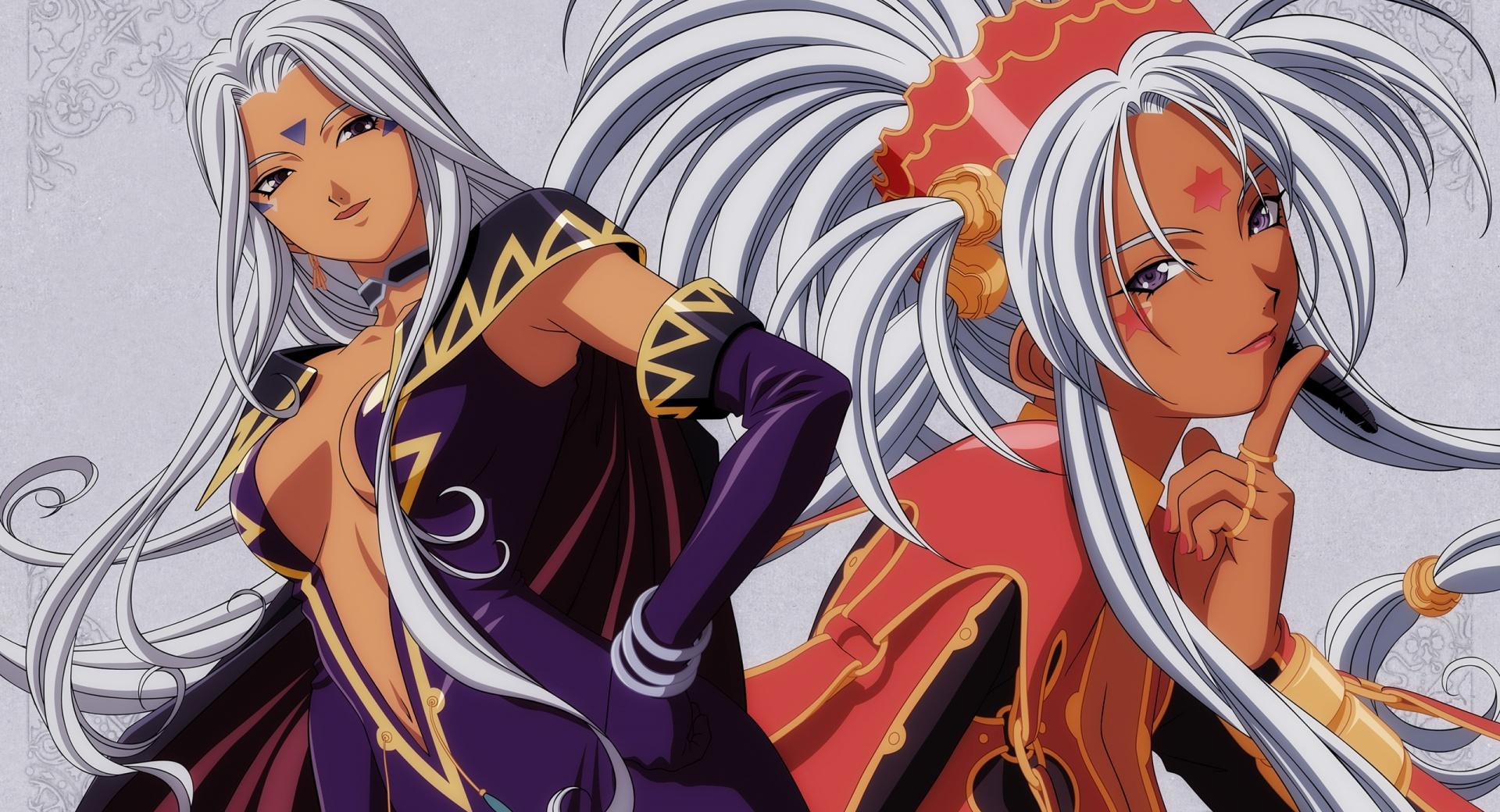 Hild And Urd wallpapers HD quality