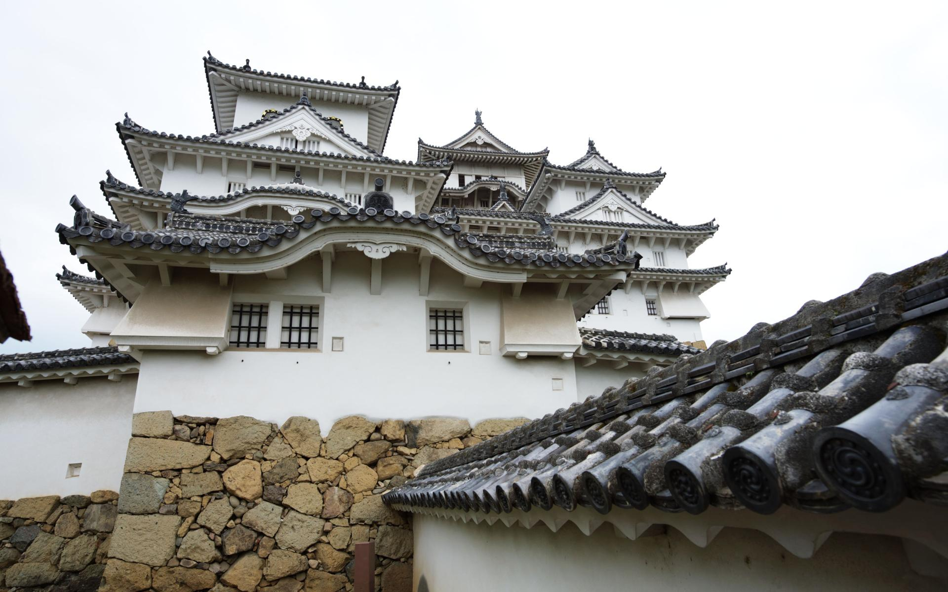 Himeji Castle wallpapers HD quality