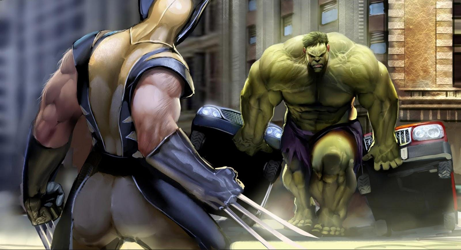 Hulk Comics at 1152 x 864 size wallpapers HD quality