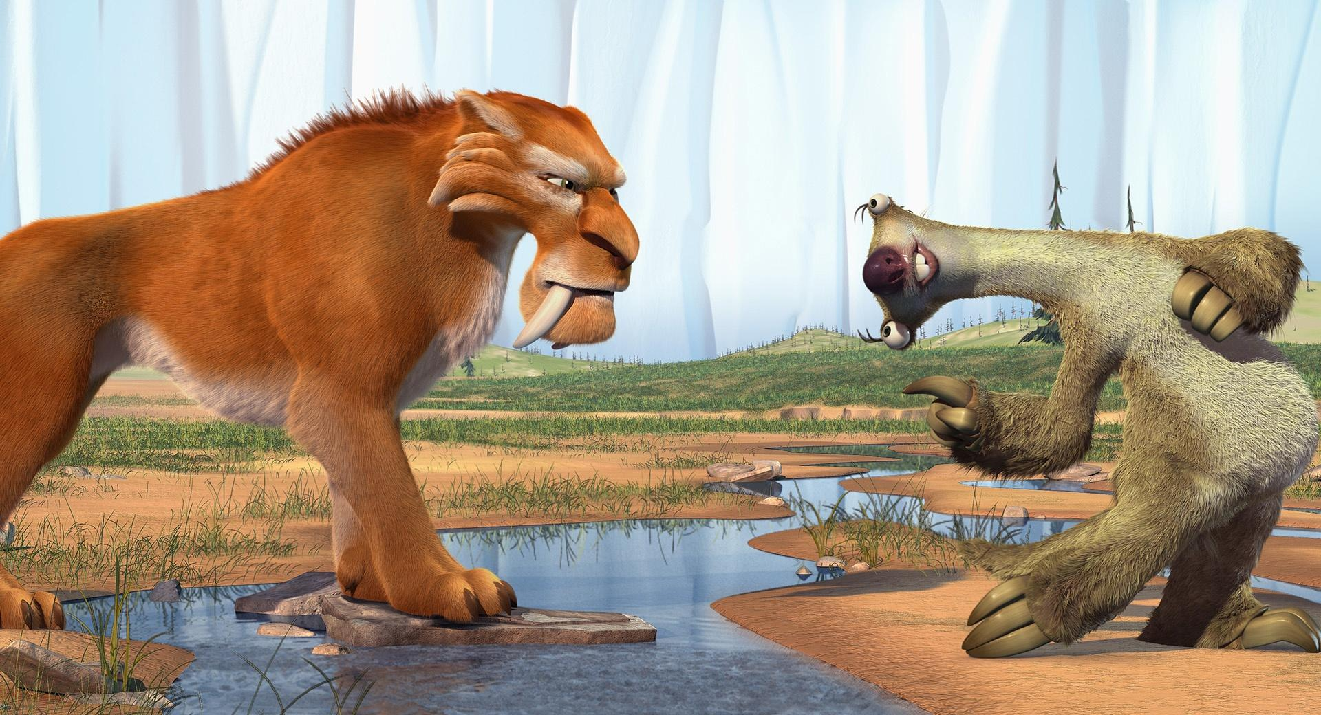 Ice Age 2 The Meltdown wallpapers HD quality