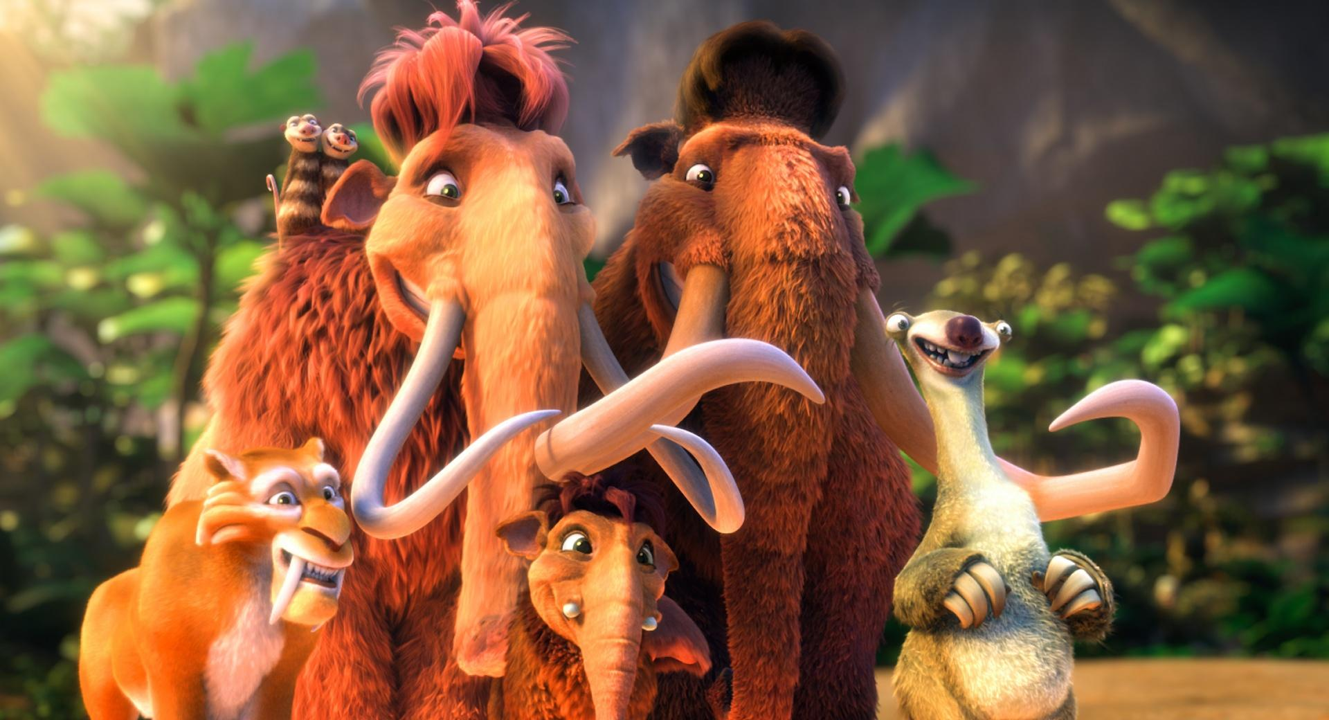 Ice Age 3 Dawn of the Dinosaurs wallpapers HD quality