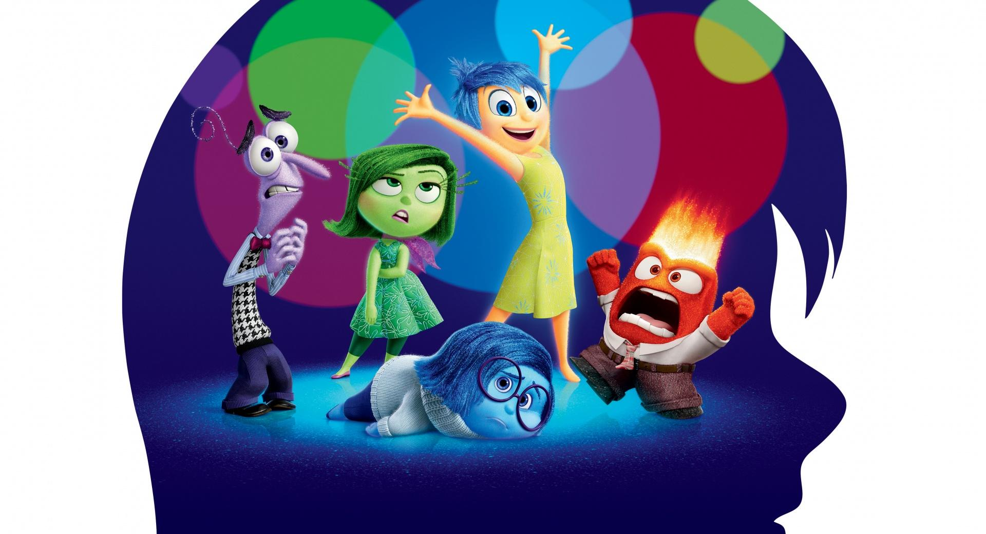 Inside Out - Disney, Pixar wallpapers HD quality
