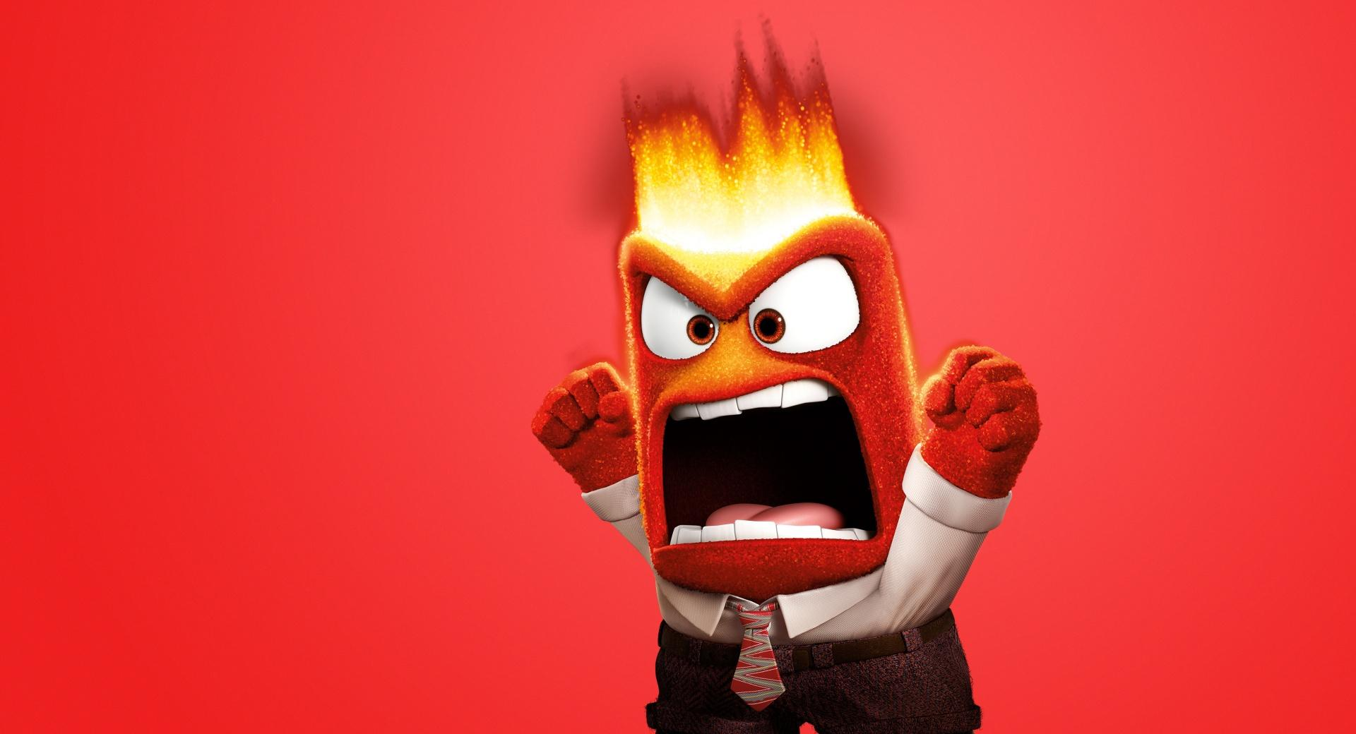 Inside Out 2015 Anger - Disney, Pixar wallpapers HD quality