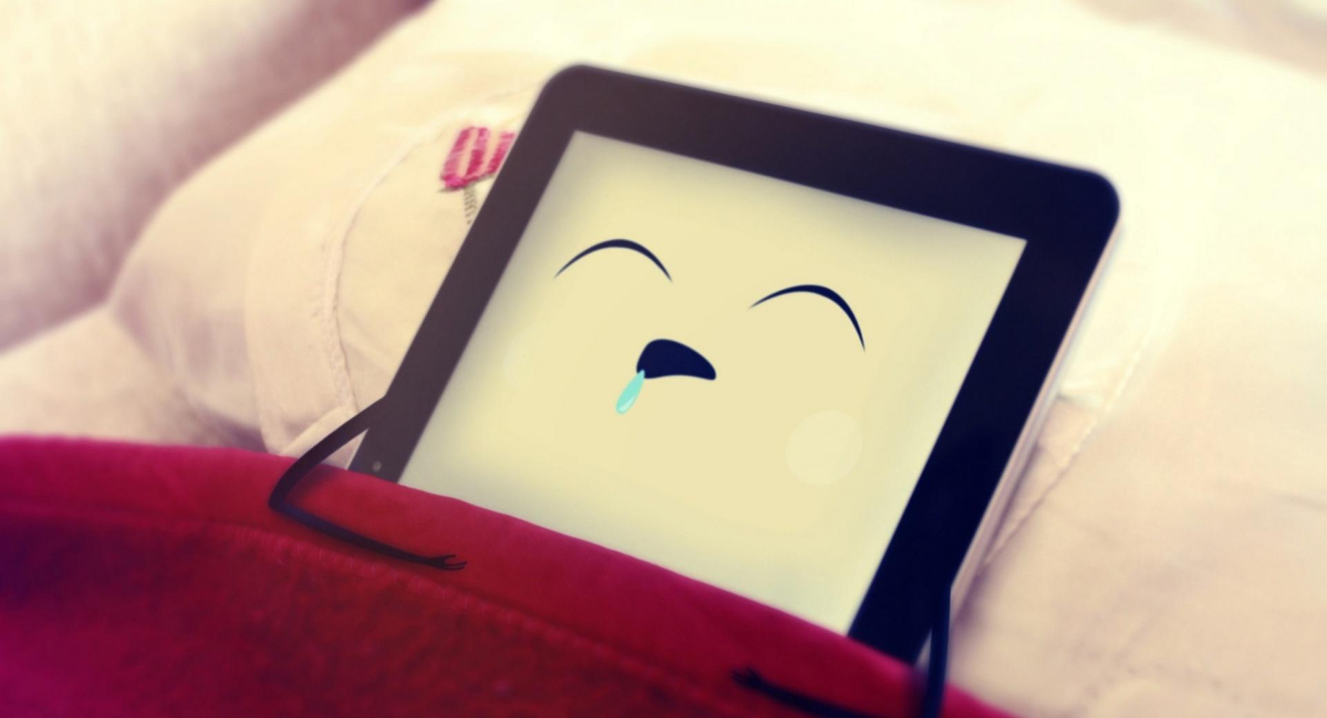 iPad Sleeps wallpapers HD quality