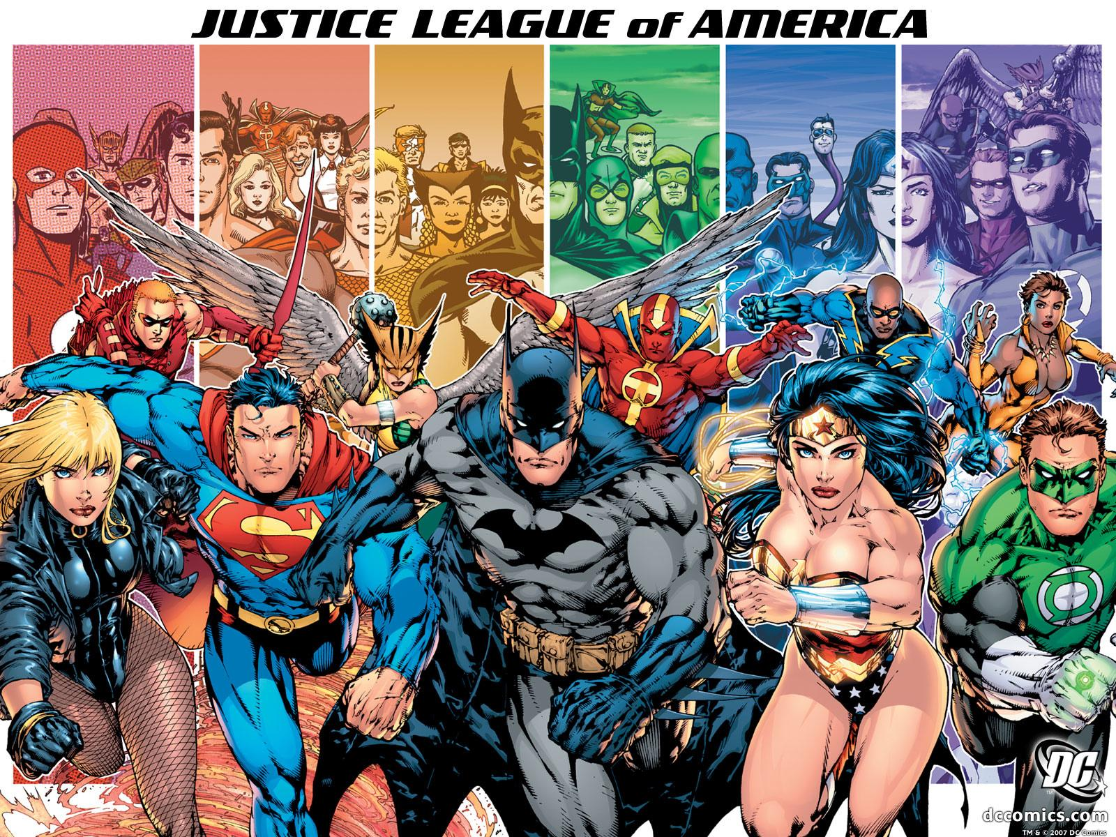 Justice League Of America wallpapers HD quality
