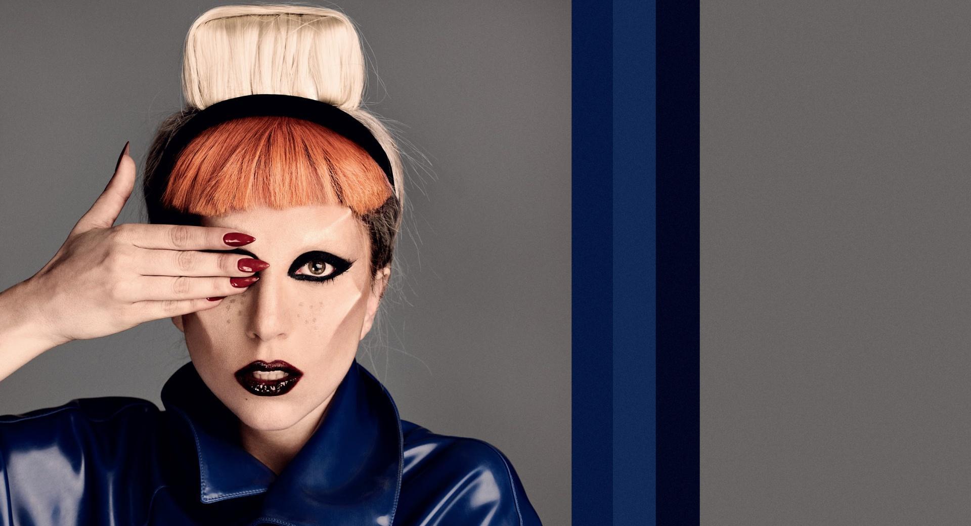 Lady GaGa  Born This Way wallpapers HD quality